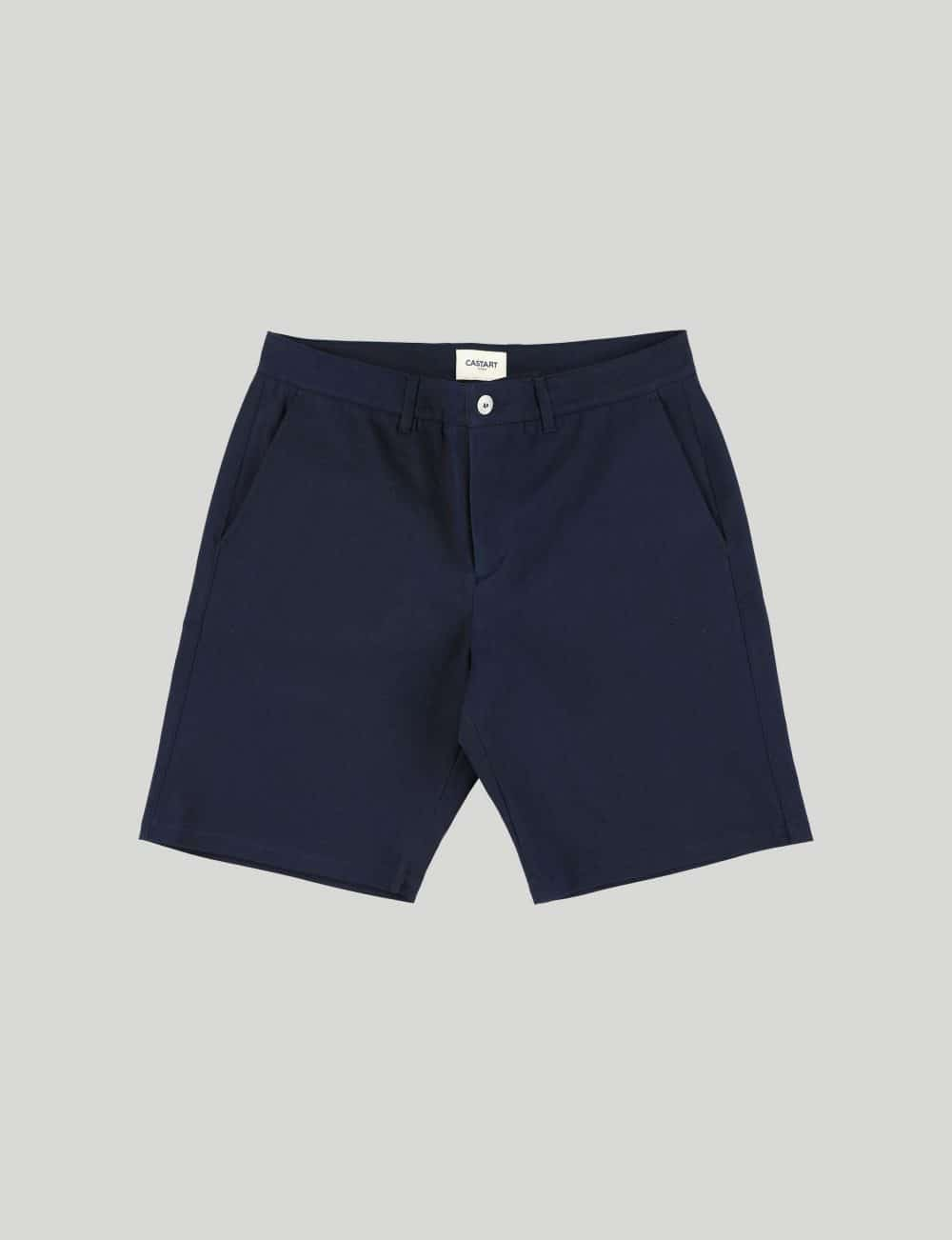 Castart - Angel Wing Shorts - Navy Blue