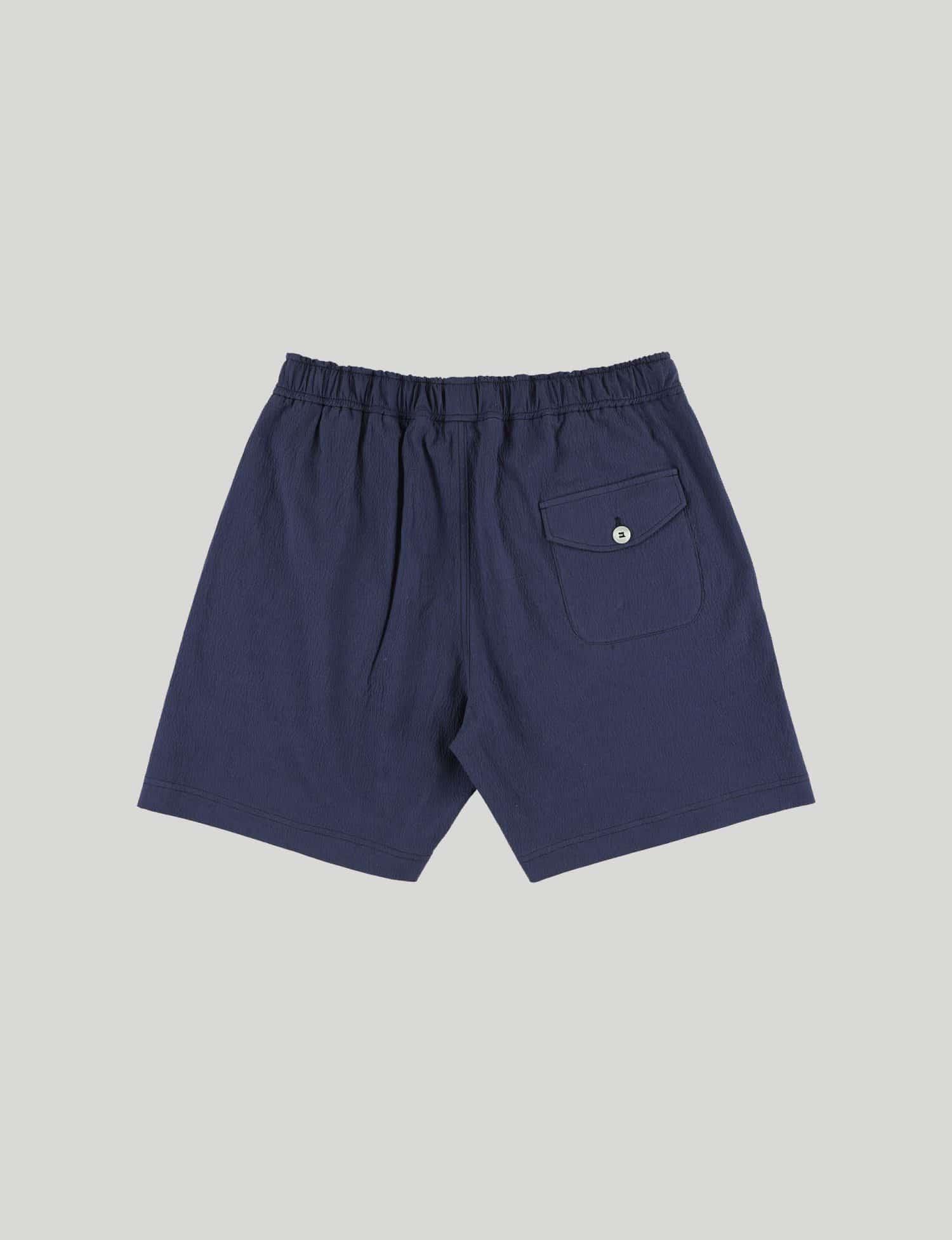 Castart - Tiger Tooth Shorts - Navy Blue