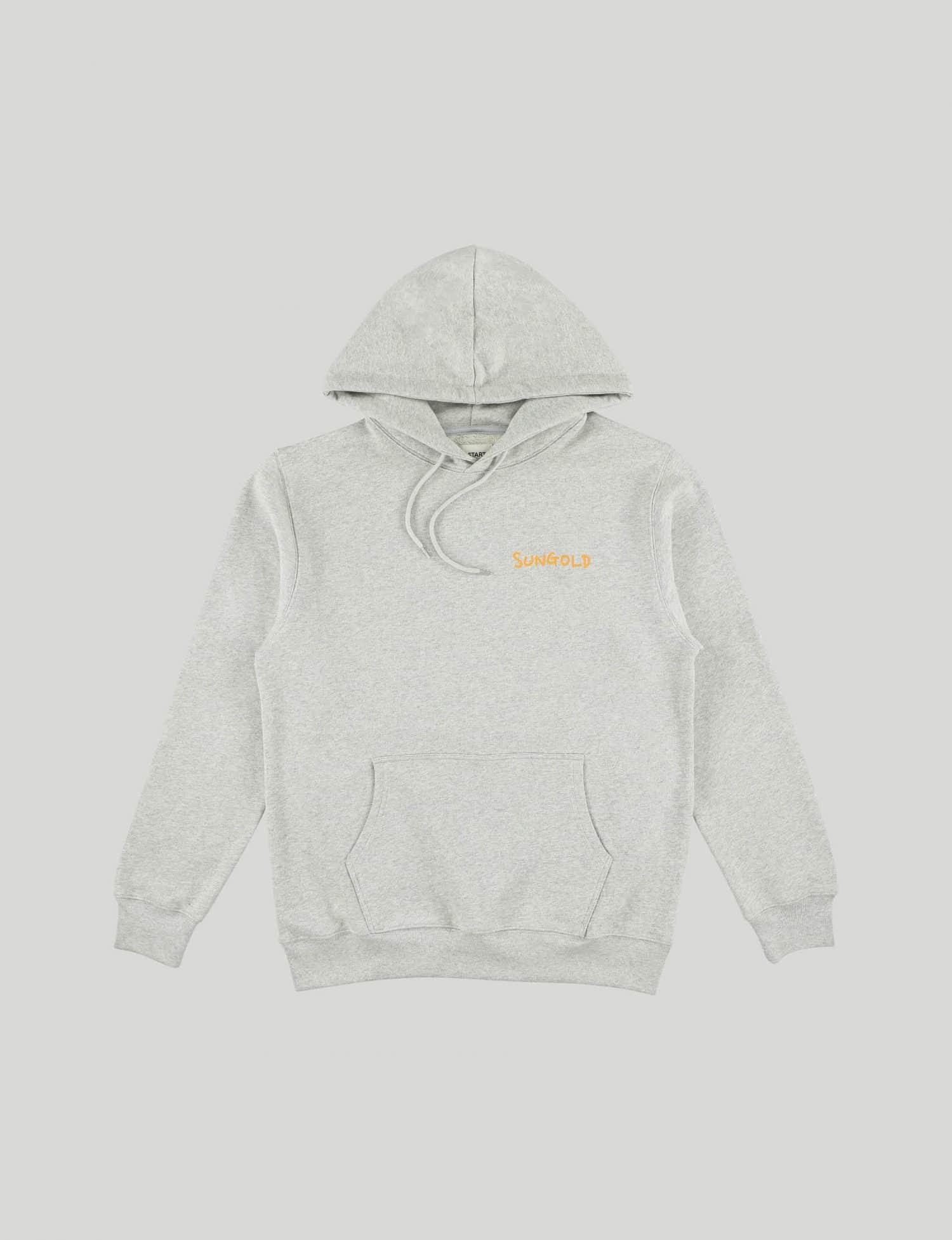 Castart - Medusa's hoodie - Middle Grey