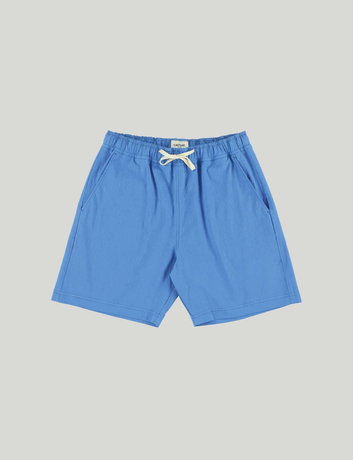 Castart - Tiger Tooth Shorts - French Blue