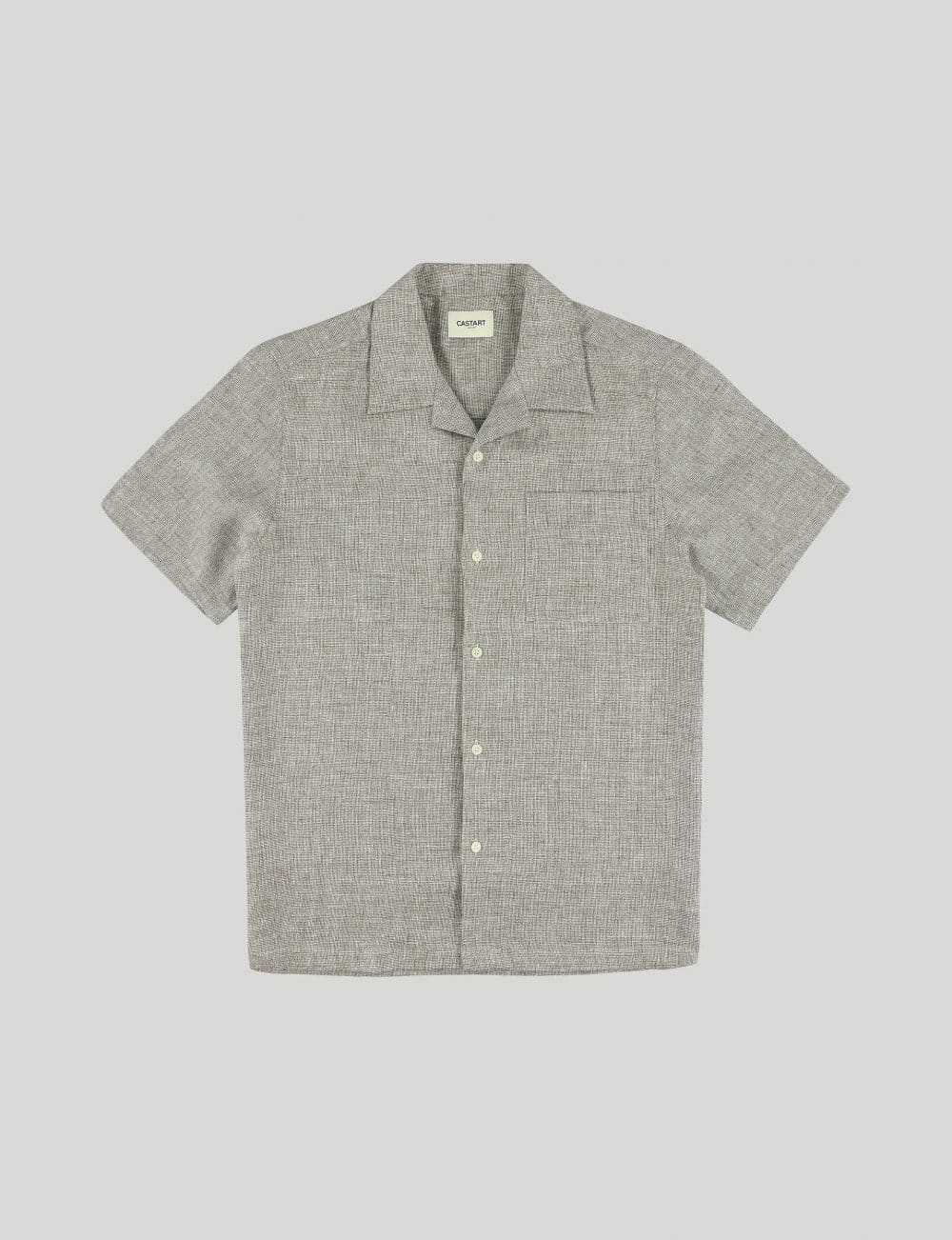 Castart - Devilshead SL Shirt - Brown
