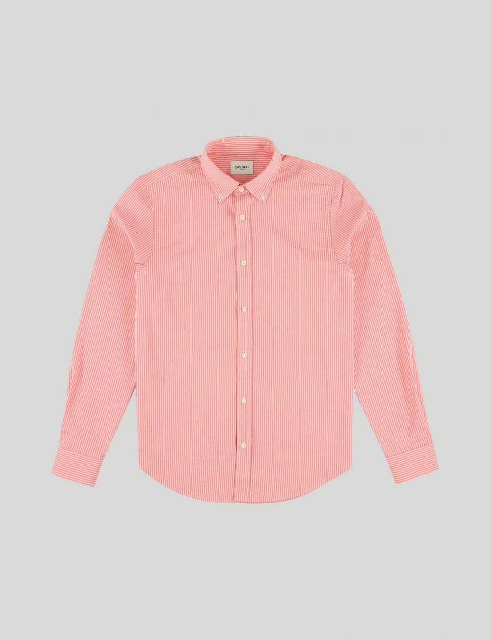 Castart - Burro's Tail Shirt - Salmon