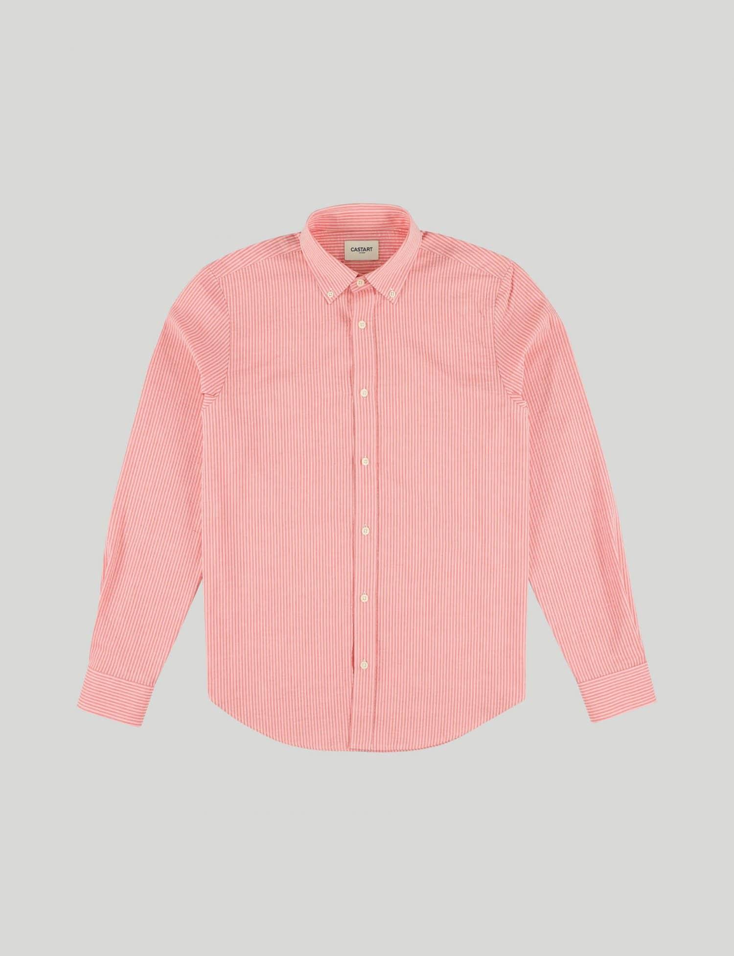 Castart - Burro's Tail Shirt - Salmon