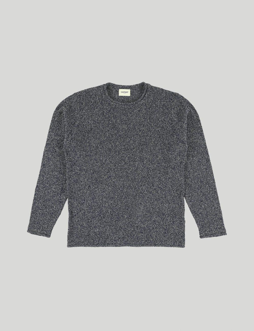 Castart - Ghost knitwear - Navy Blue