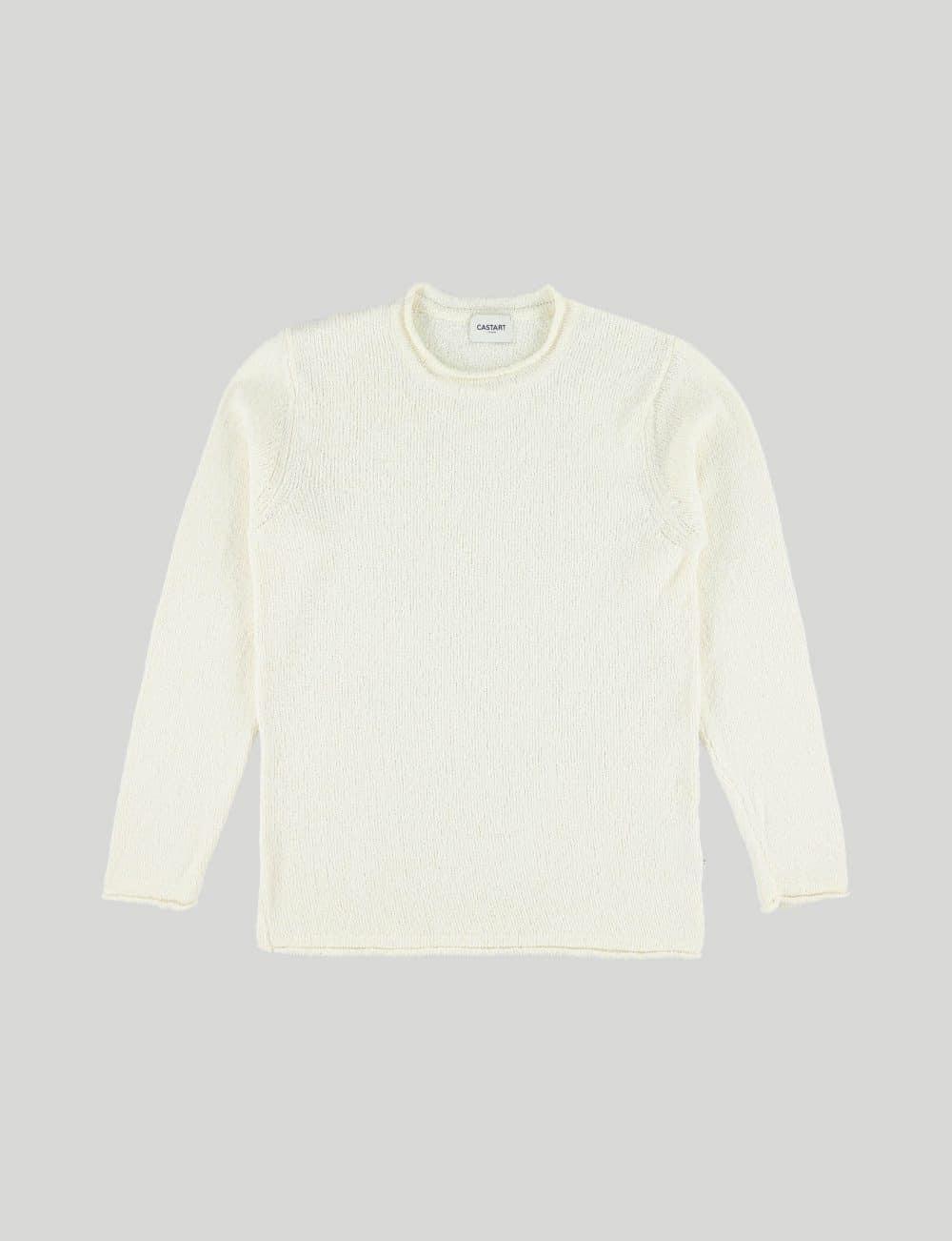 Castart - Ghost knitwear - Ecru