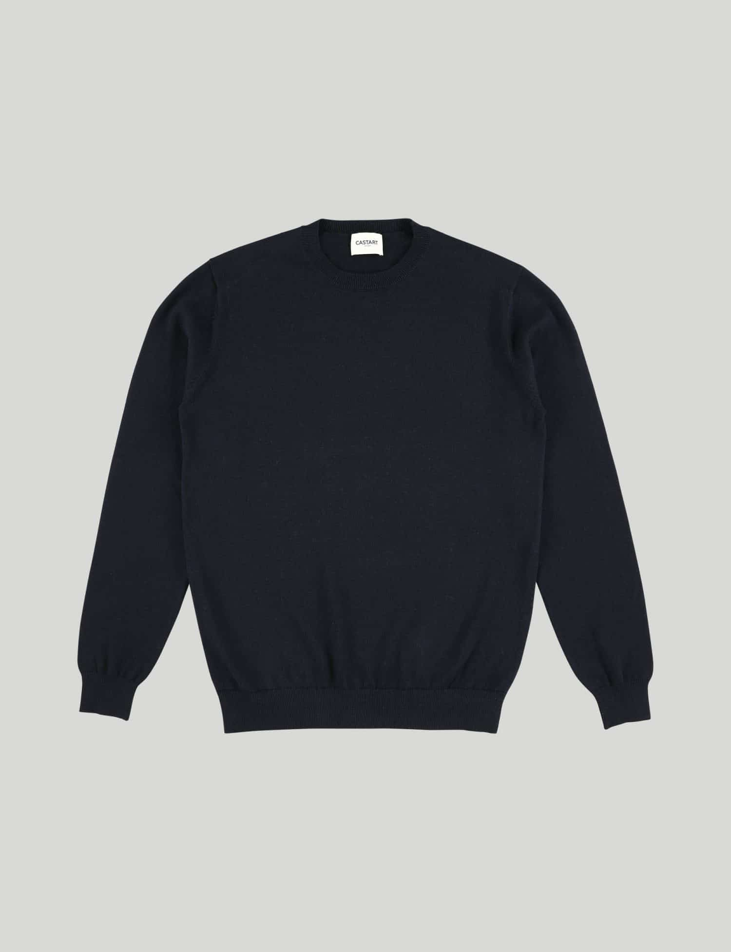 Castart - Shrubs knitwear - Navy Blue