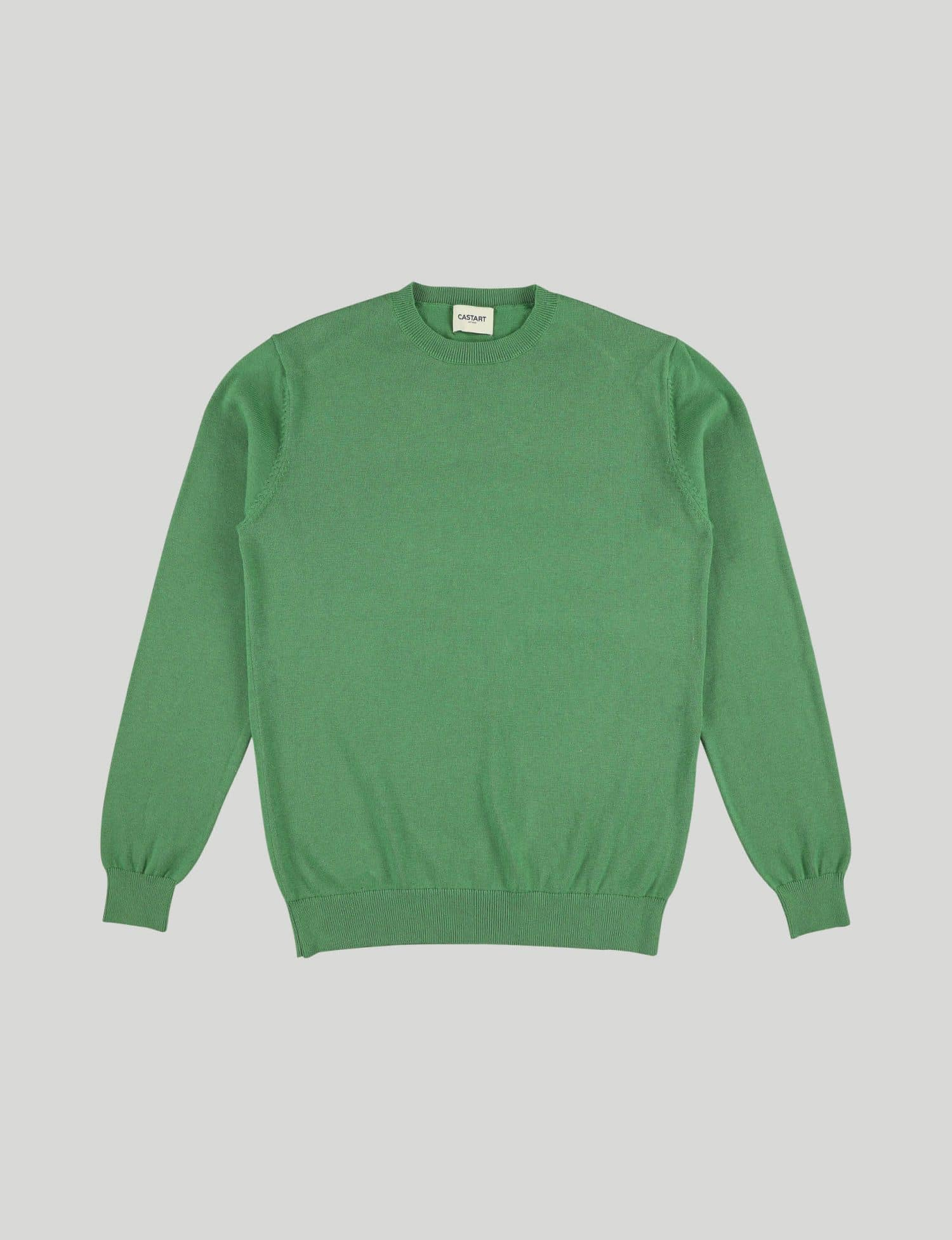 Castart - Shrubs knitwear - Green