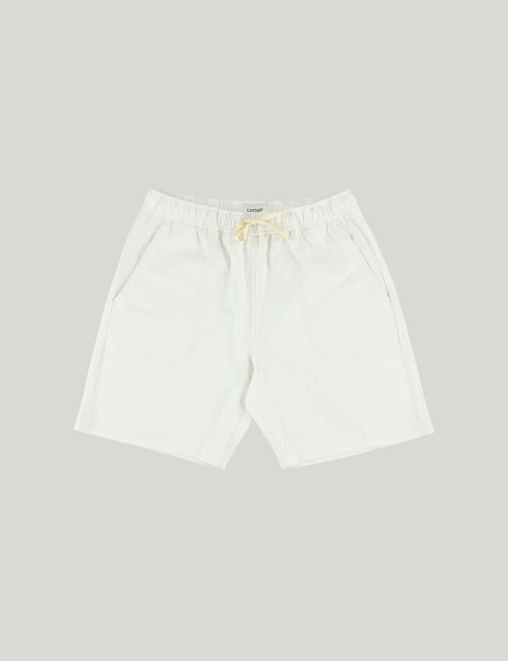 Castart - Tiger Tooth Shorts - Ecru