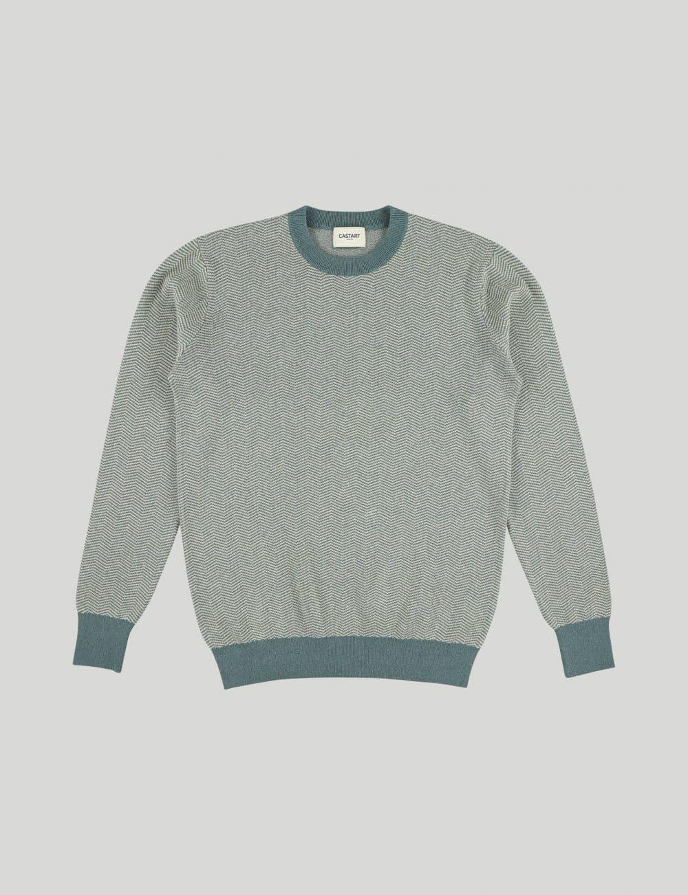 Castart - knitwear panda - Green