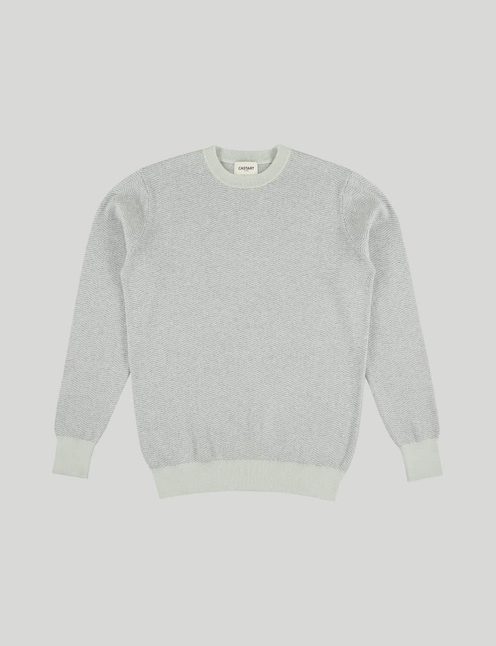 Castart - Panda knitwear - Mint