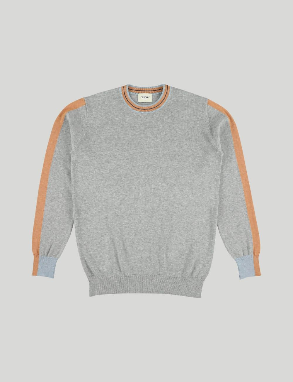 Castart - Sunbuddy knitwear - Middle Grey