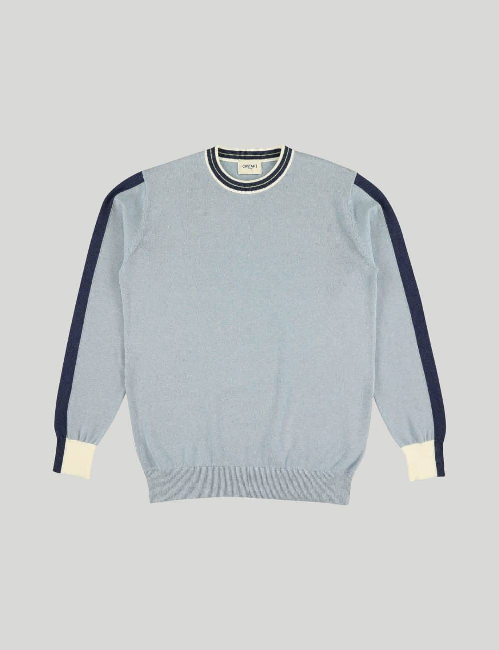 Castart - Sunbuddy knitwear - Light Blue