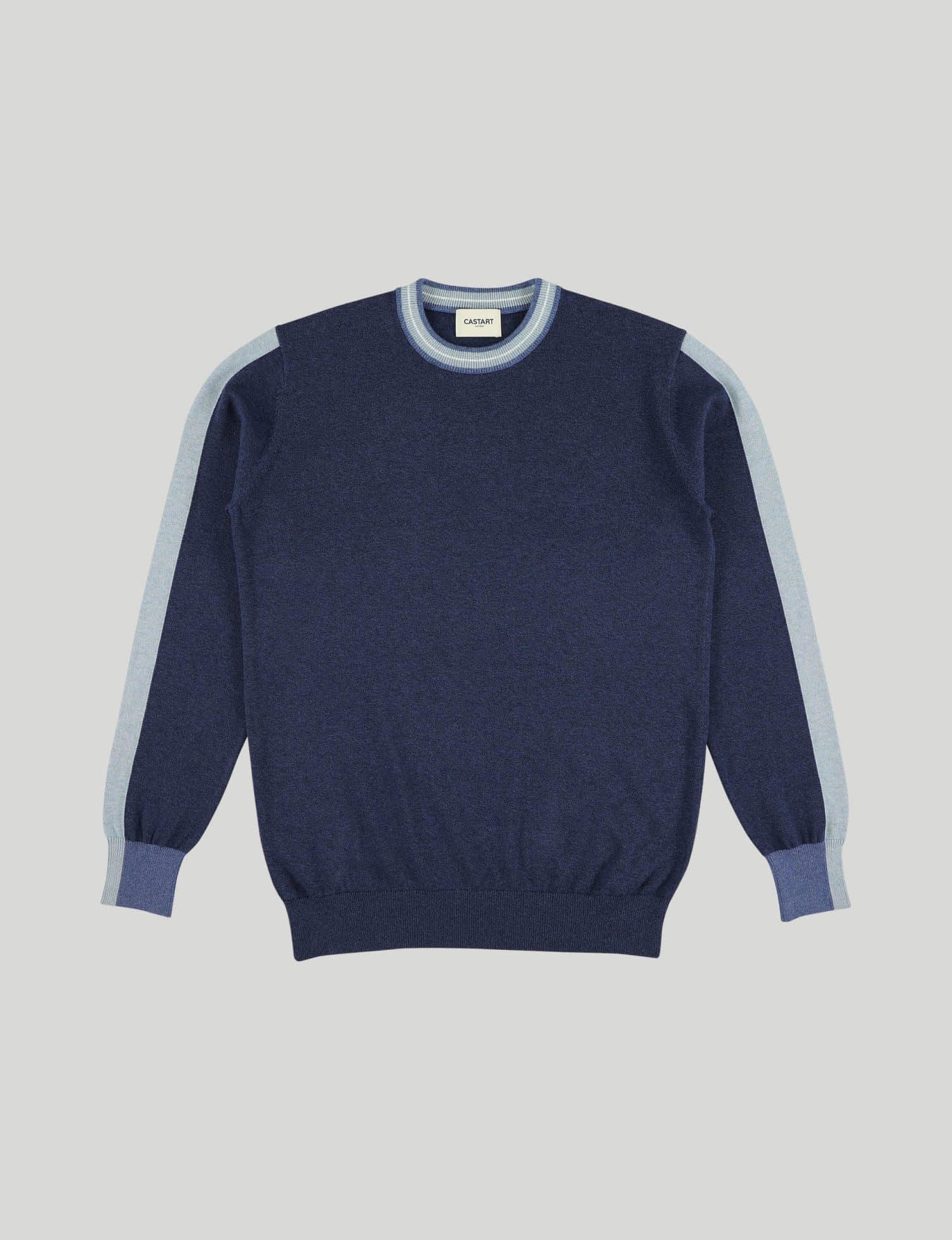 Castart - Sunbuddy knitwear - Navy Blue
