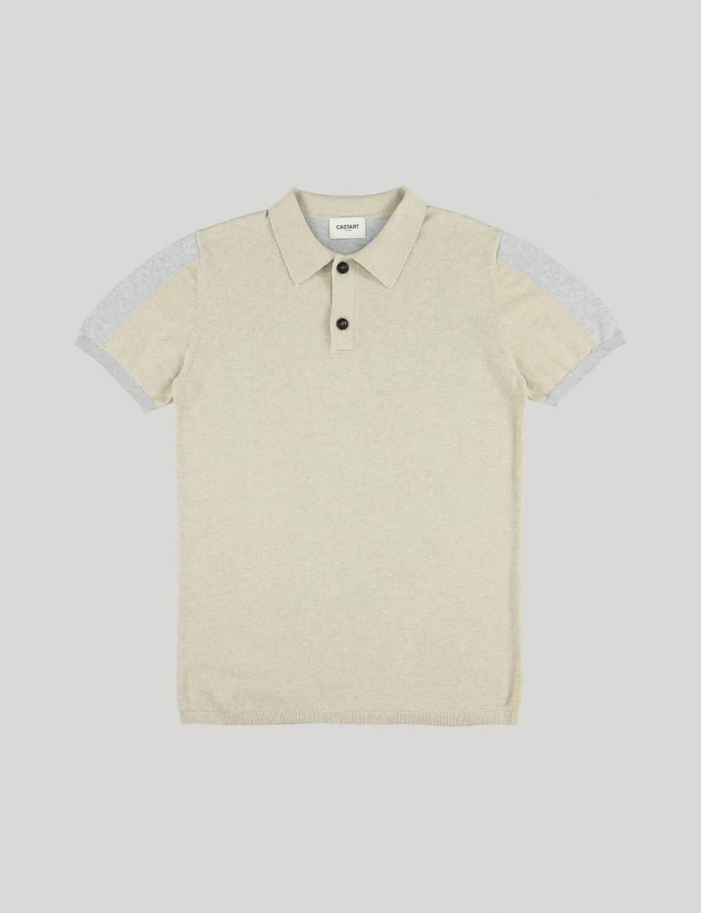 Castart - Topolino knitwear - Camel