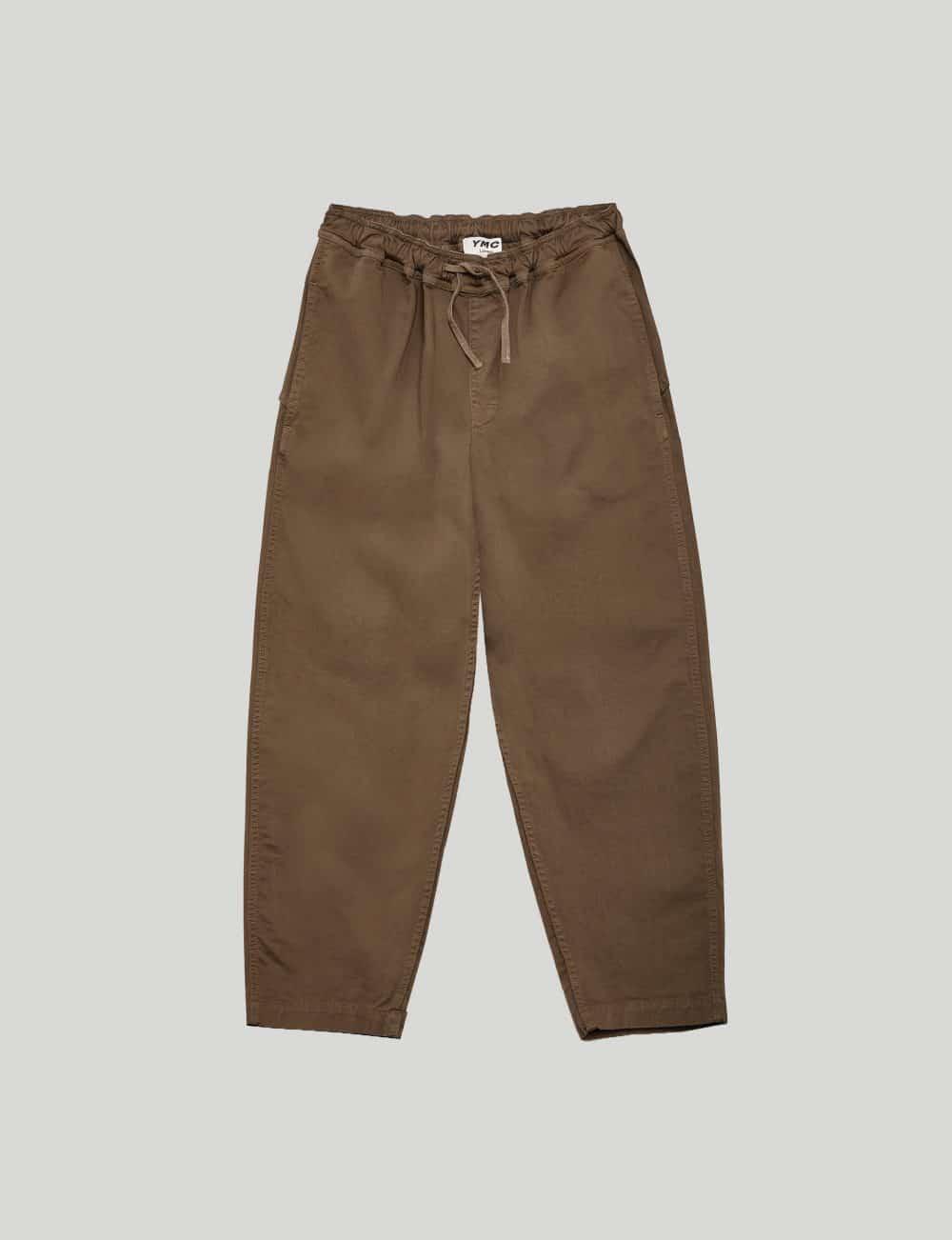 YMC - Castart - Cotton Twill Skate Trouser - Olive