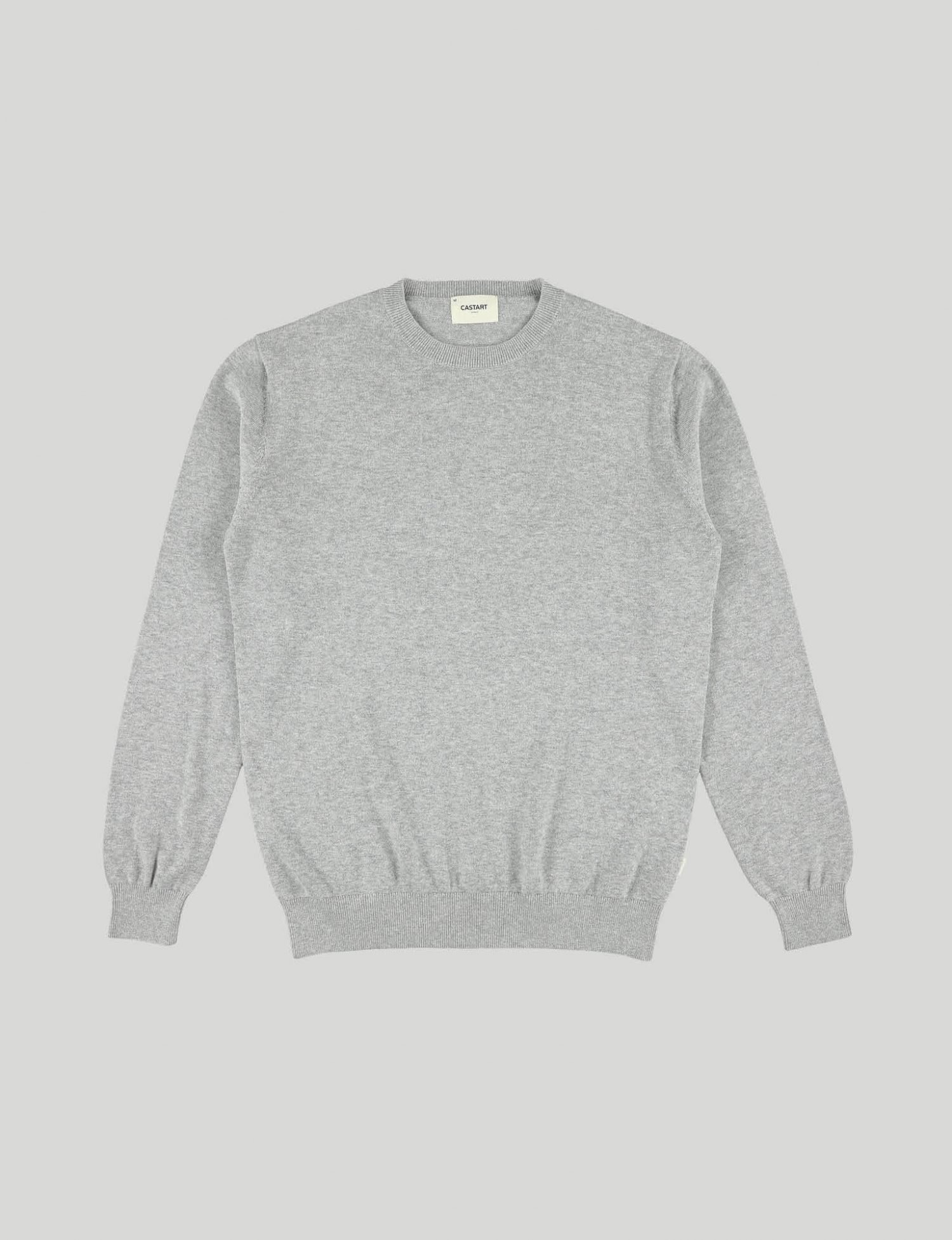 Castart - Shrubs knitwear - Mid Grey