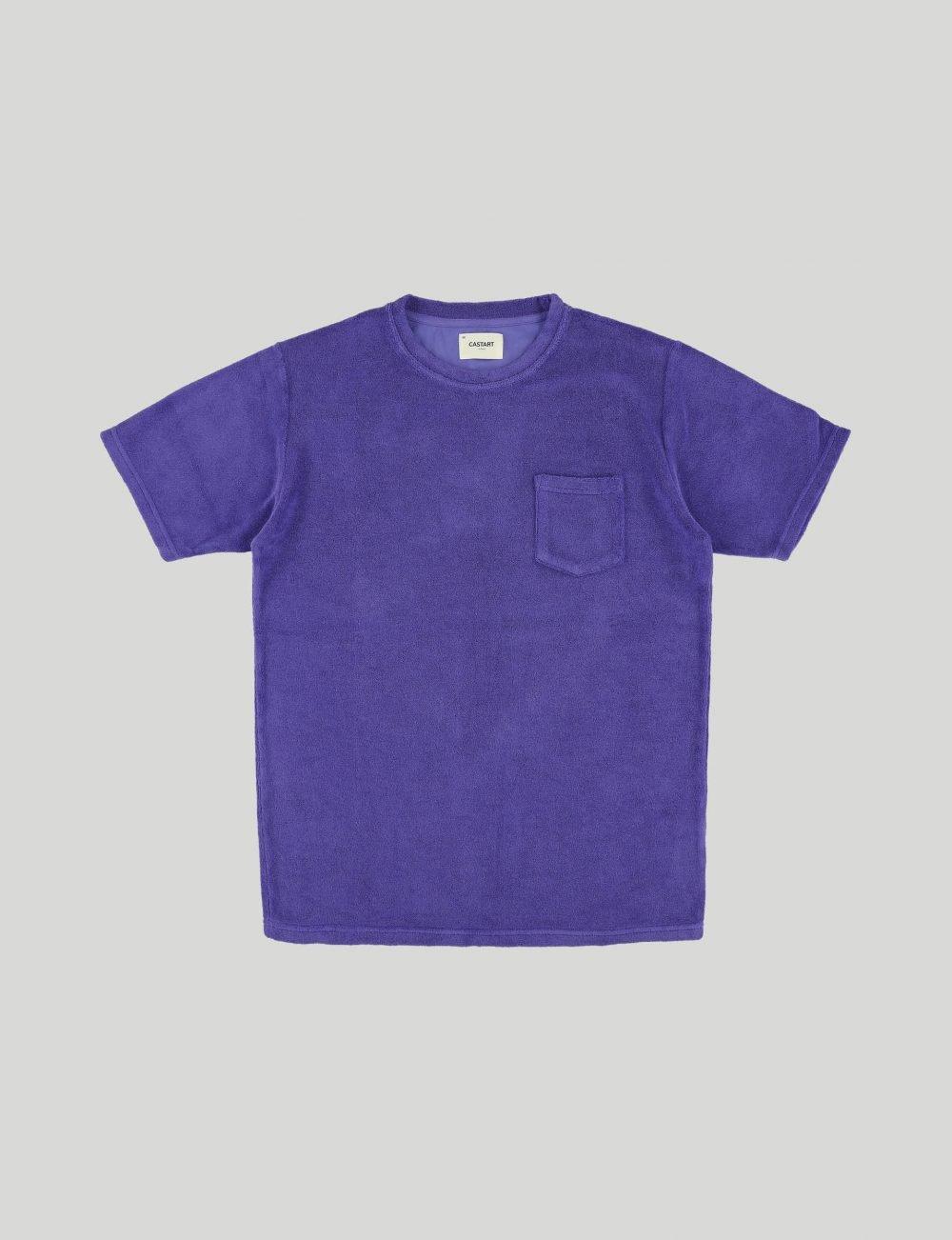 Castart - Seabase Tee - Purple