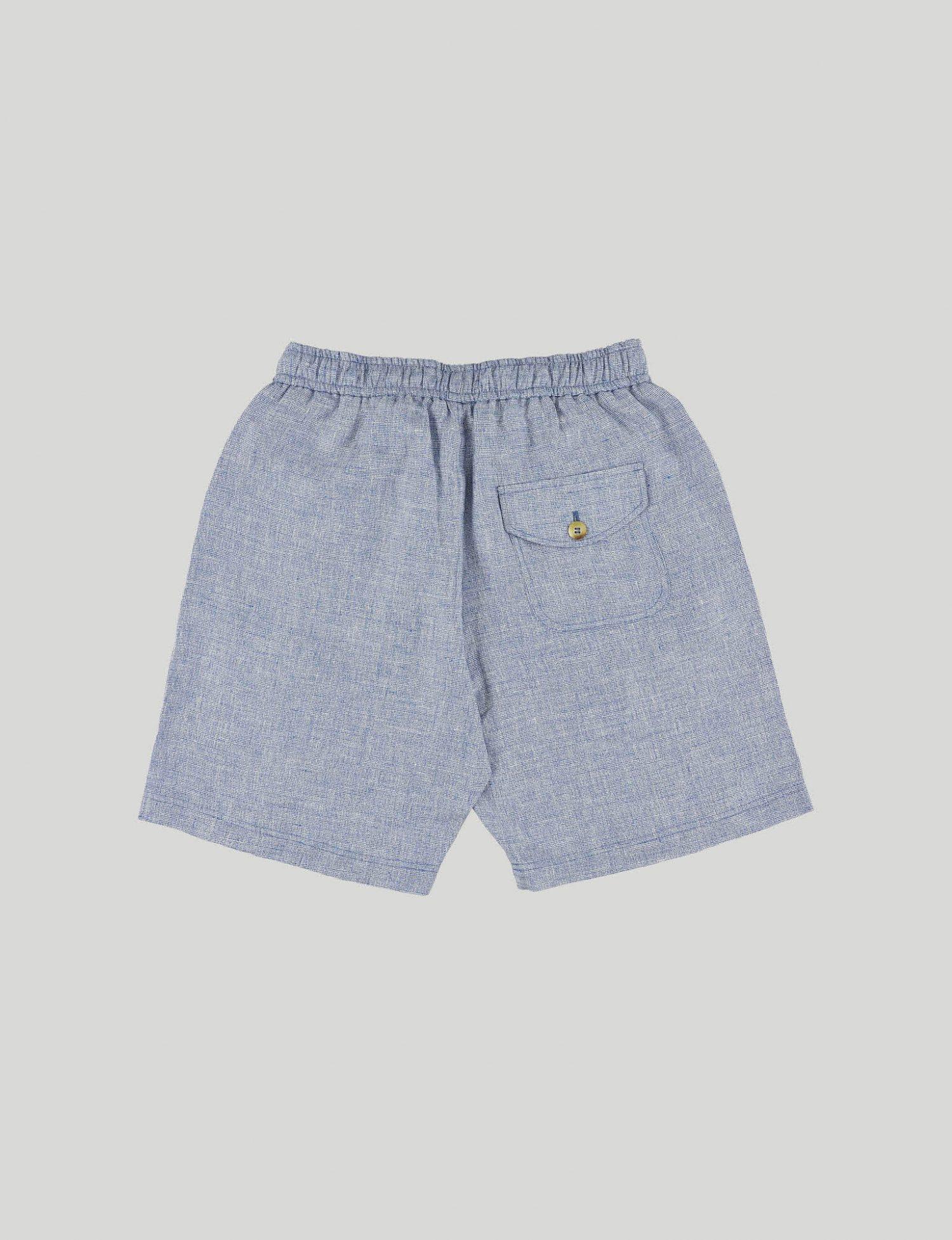 Castart - Devilshead shorts - Mid Blue