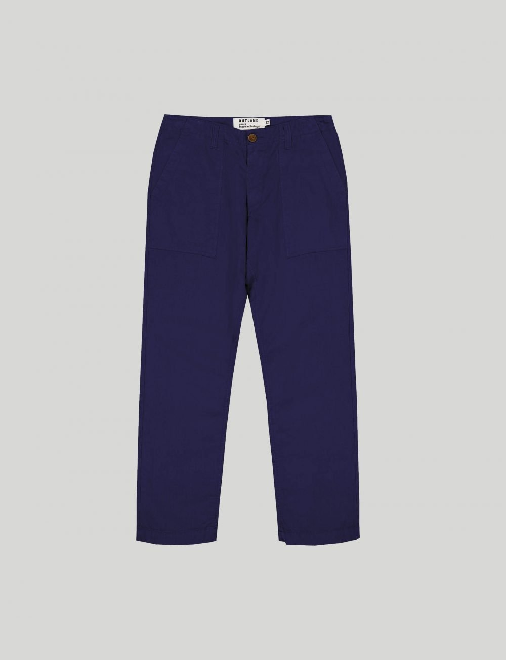 Outland - Castart - Fatigue Rip Trouser - Indigo