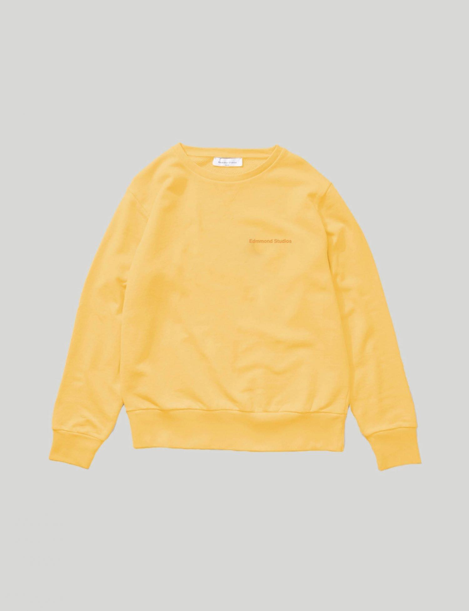 Castart - Edmmond - Pro Flower Sweater - Yellow