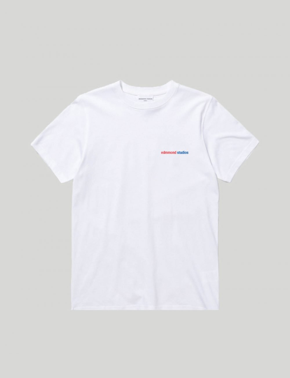 Castart - Edmmond - Faces Tee - White