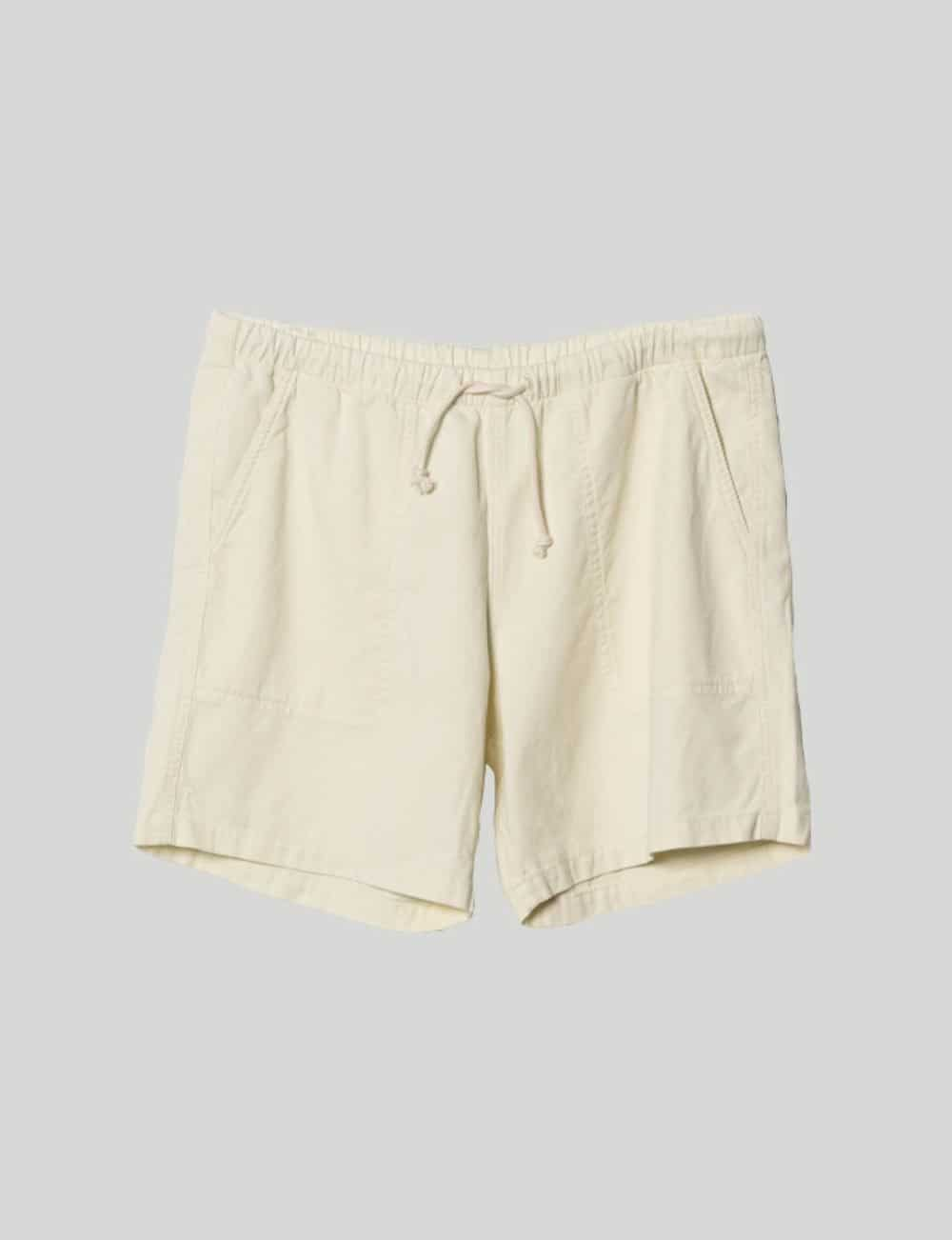 Castart - La Paz - Formigal Shorts - Off-white