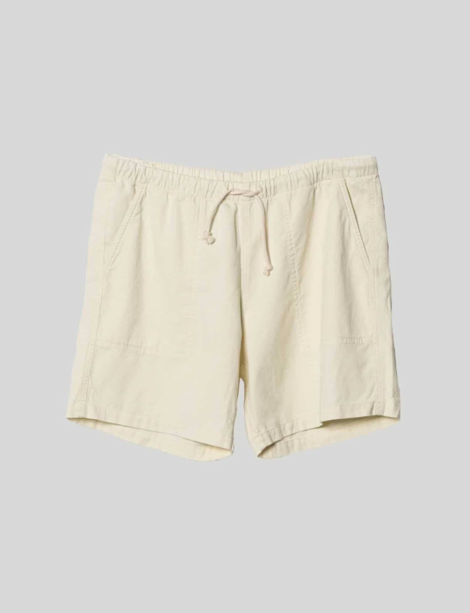 Castart - La Paz - Formigal Shorts - Off-white