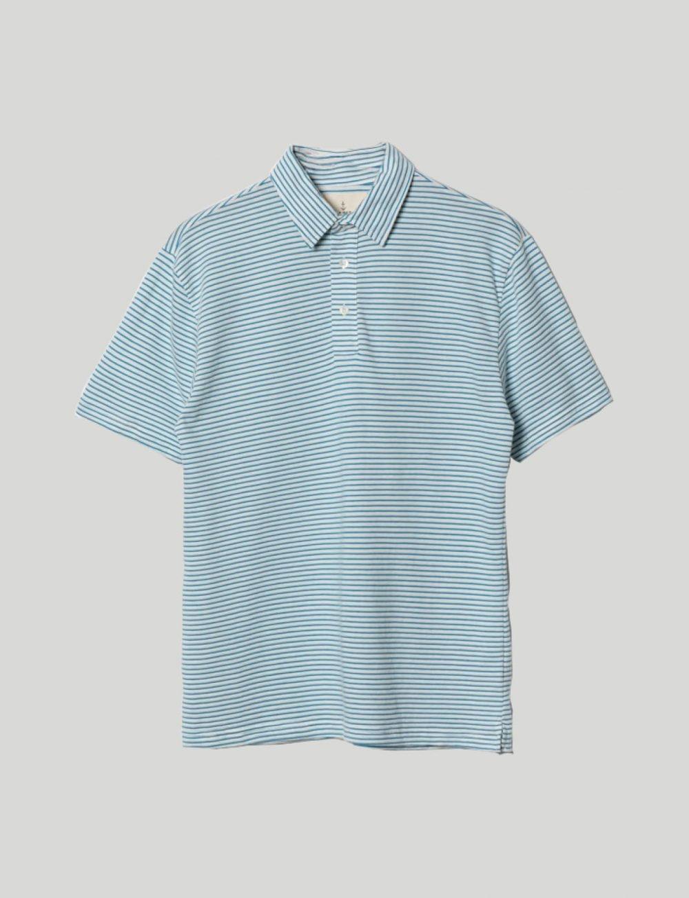 Castart - La Paz - Leao Polo - Striped Blue