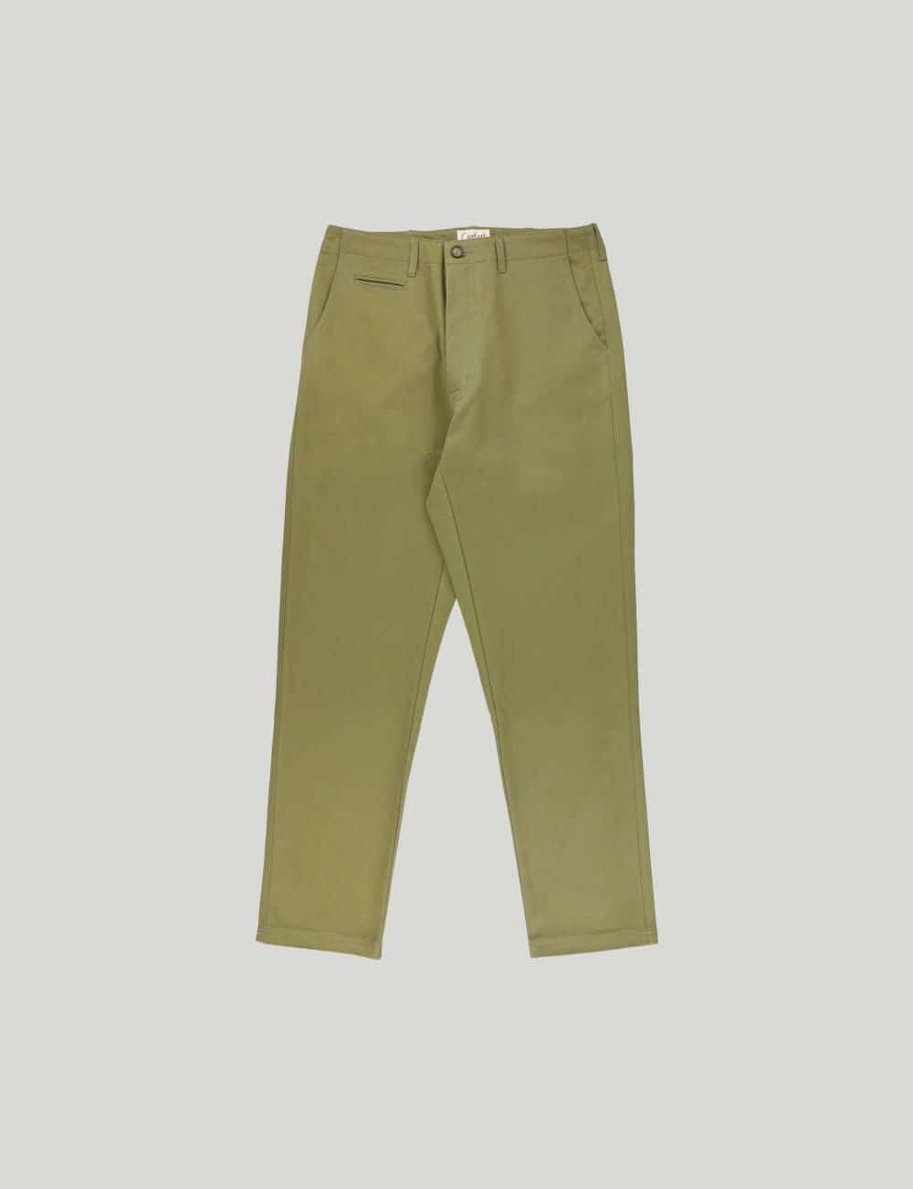 Castart - Hockney Pants - Khaki