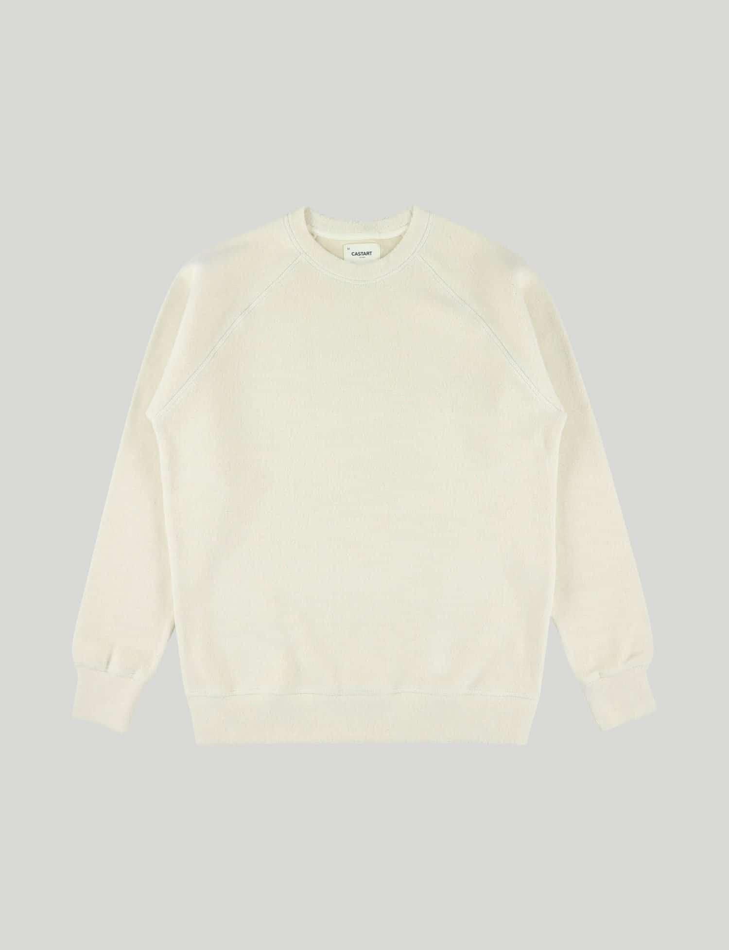 Castart - Maitake Sweater - Ecru