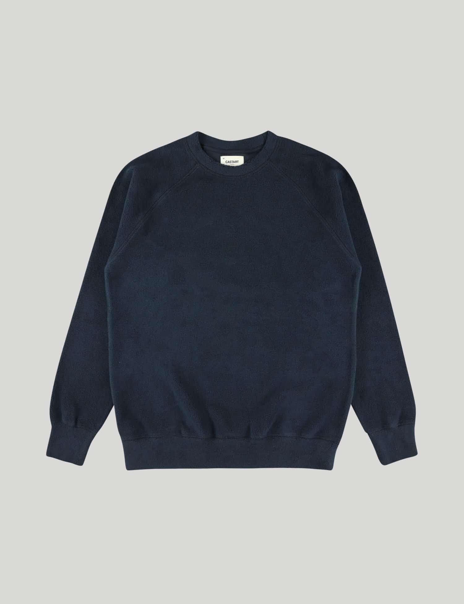 Castart - Maitake Sweater - Navy