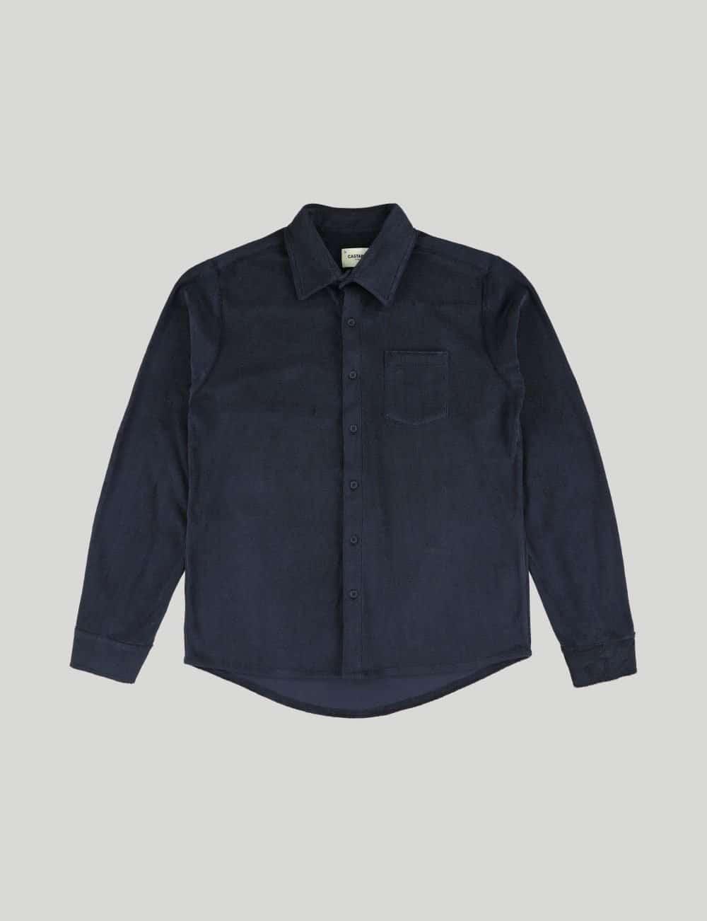 Castart - Reisht Shirt - Navy