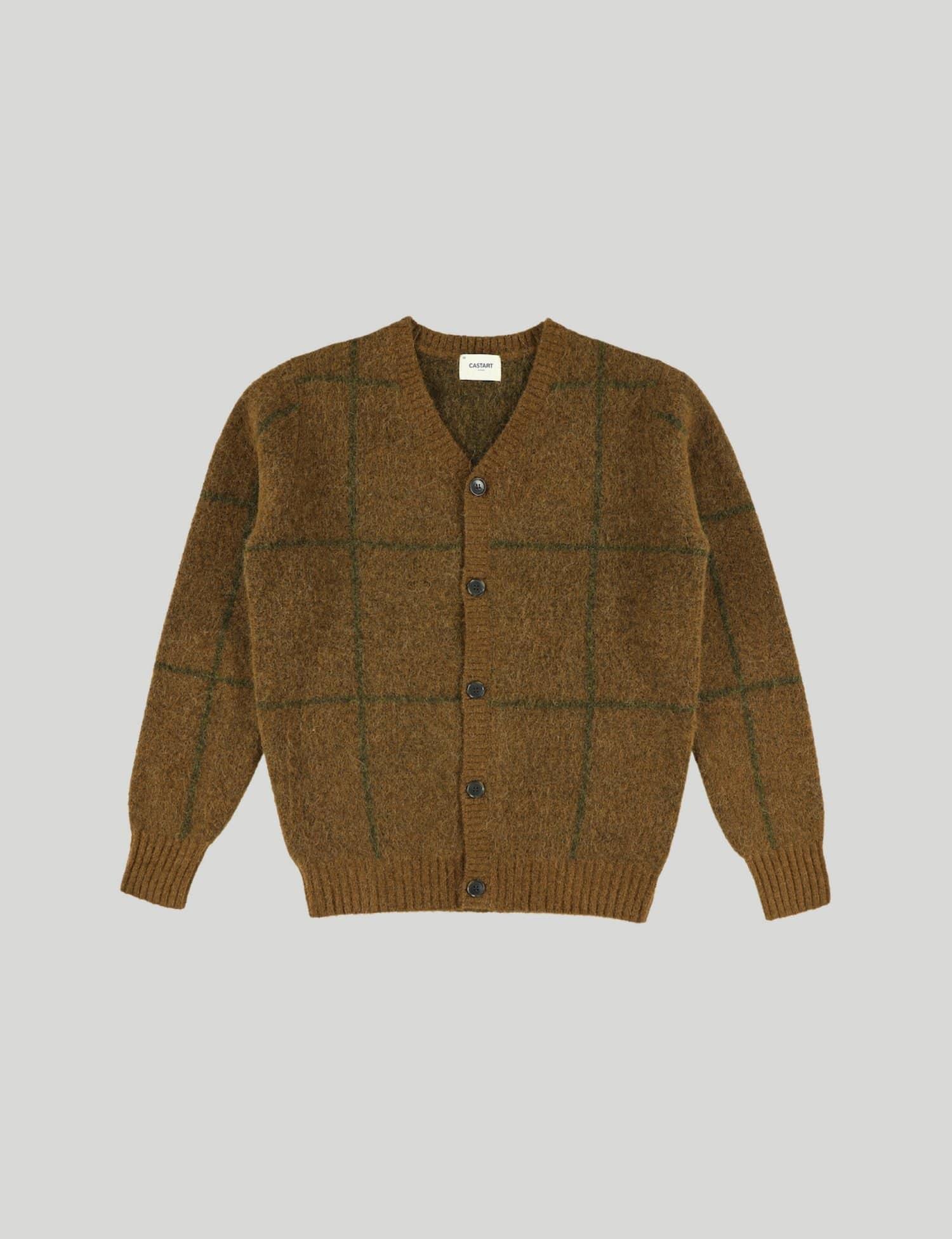Castart - Beefsteak Knitwear - Brown