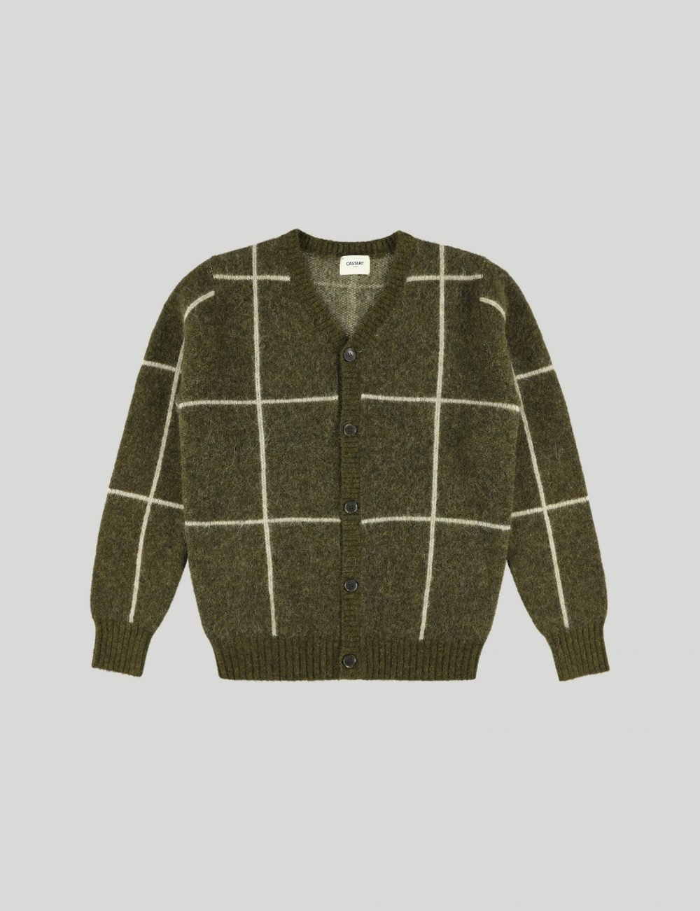 Castart - Beefsteak Knitwear - Green