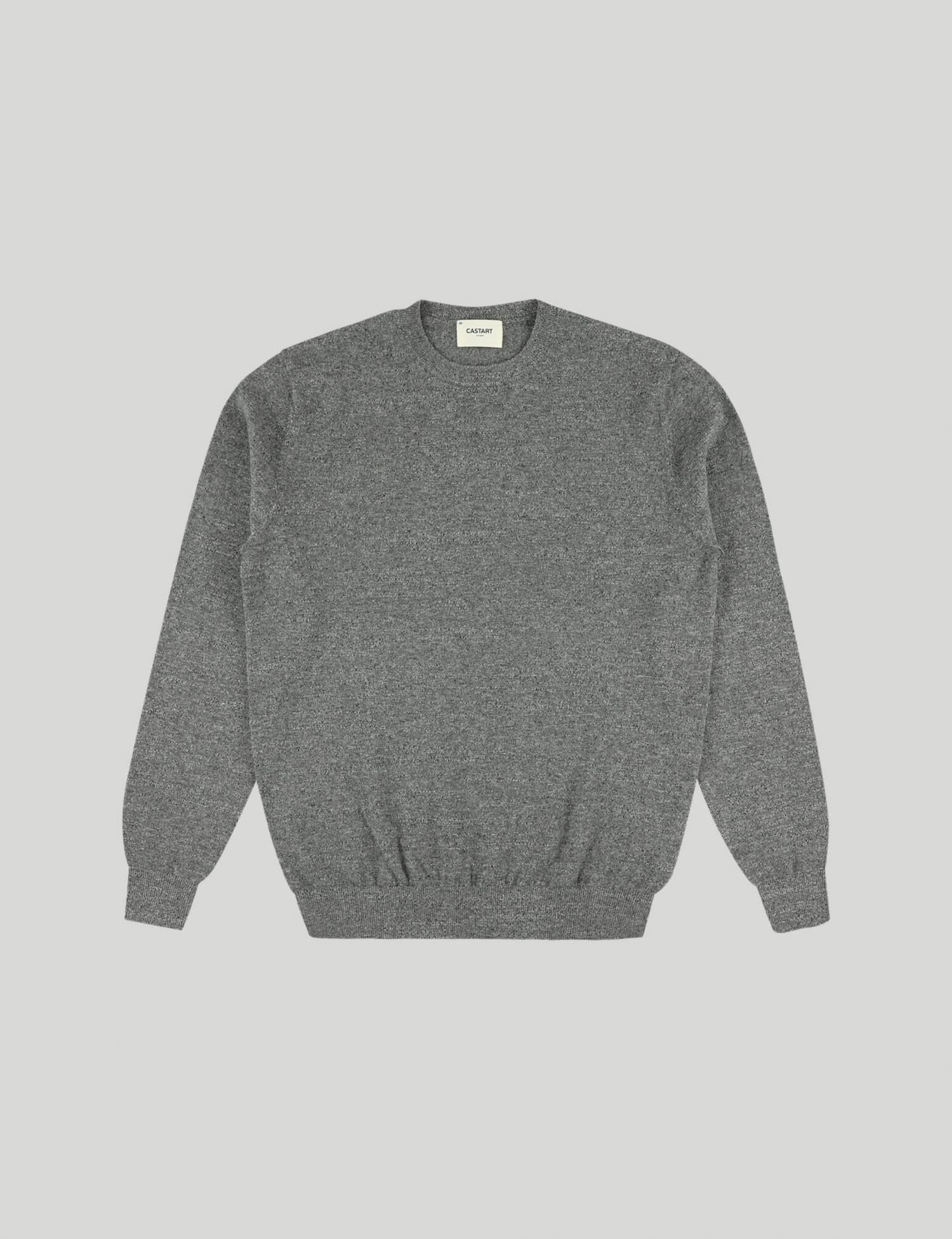 Castart - Heckel Knitwear - Grey