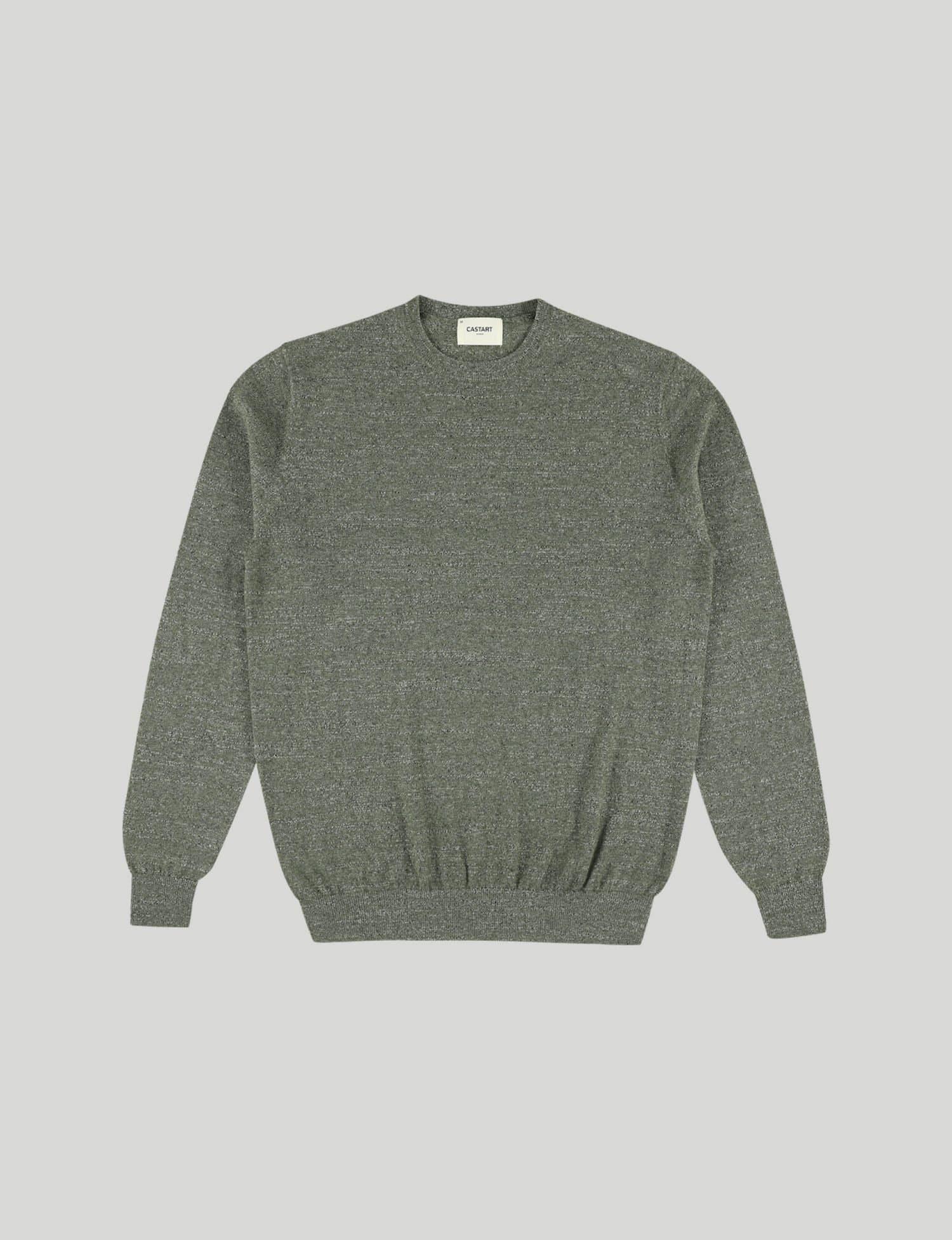 Castart - Heckel Knitwear - Khaki
