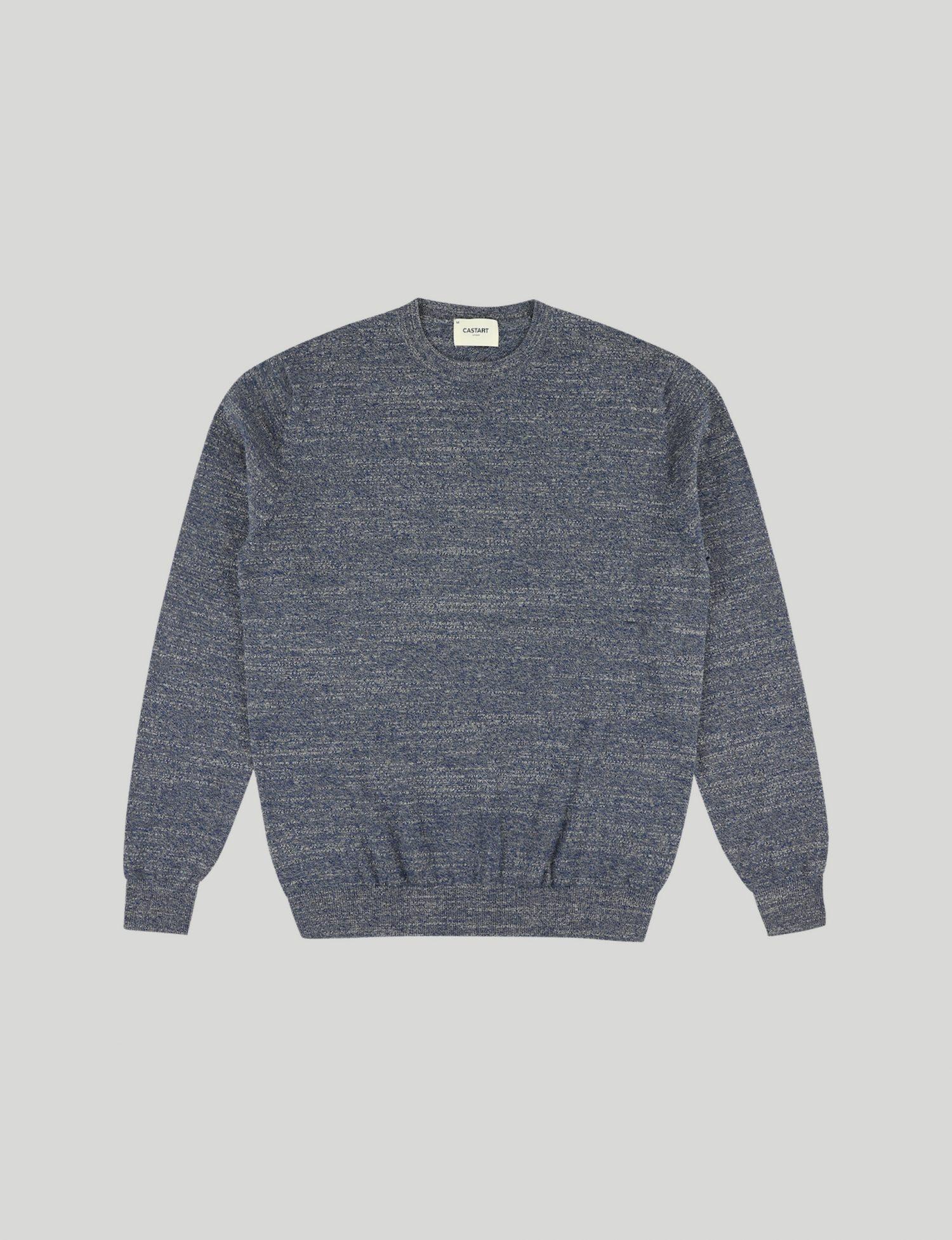 Castart - Heckel Knitwear - Navy