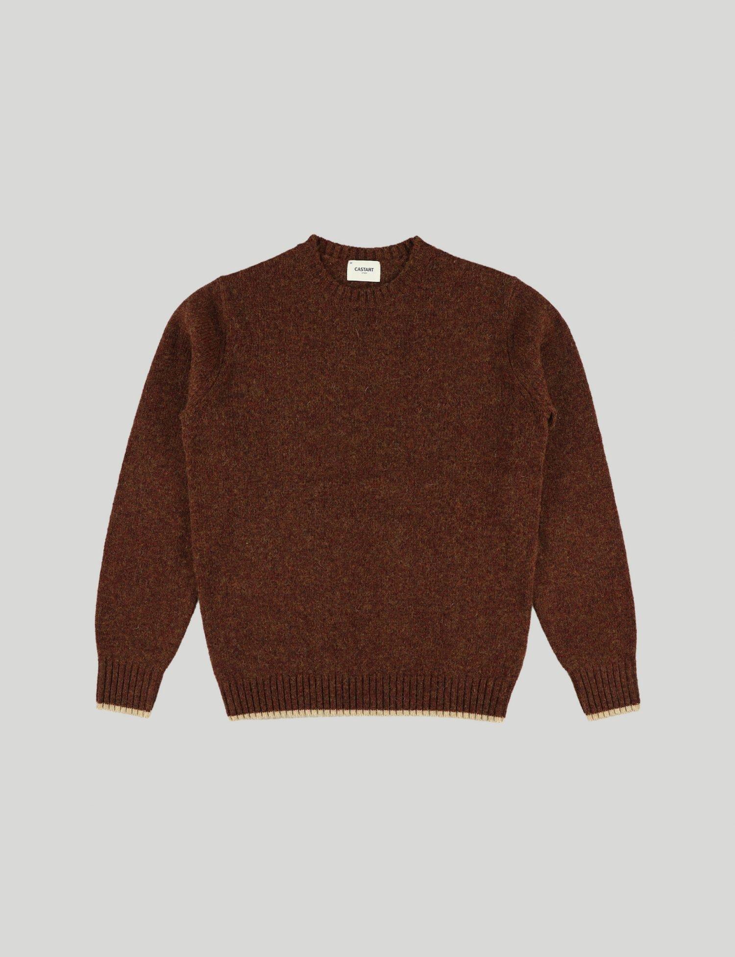 Castart - Kotin Knitwear - Brown