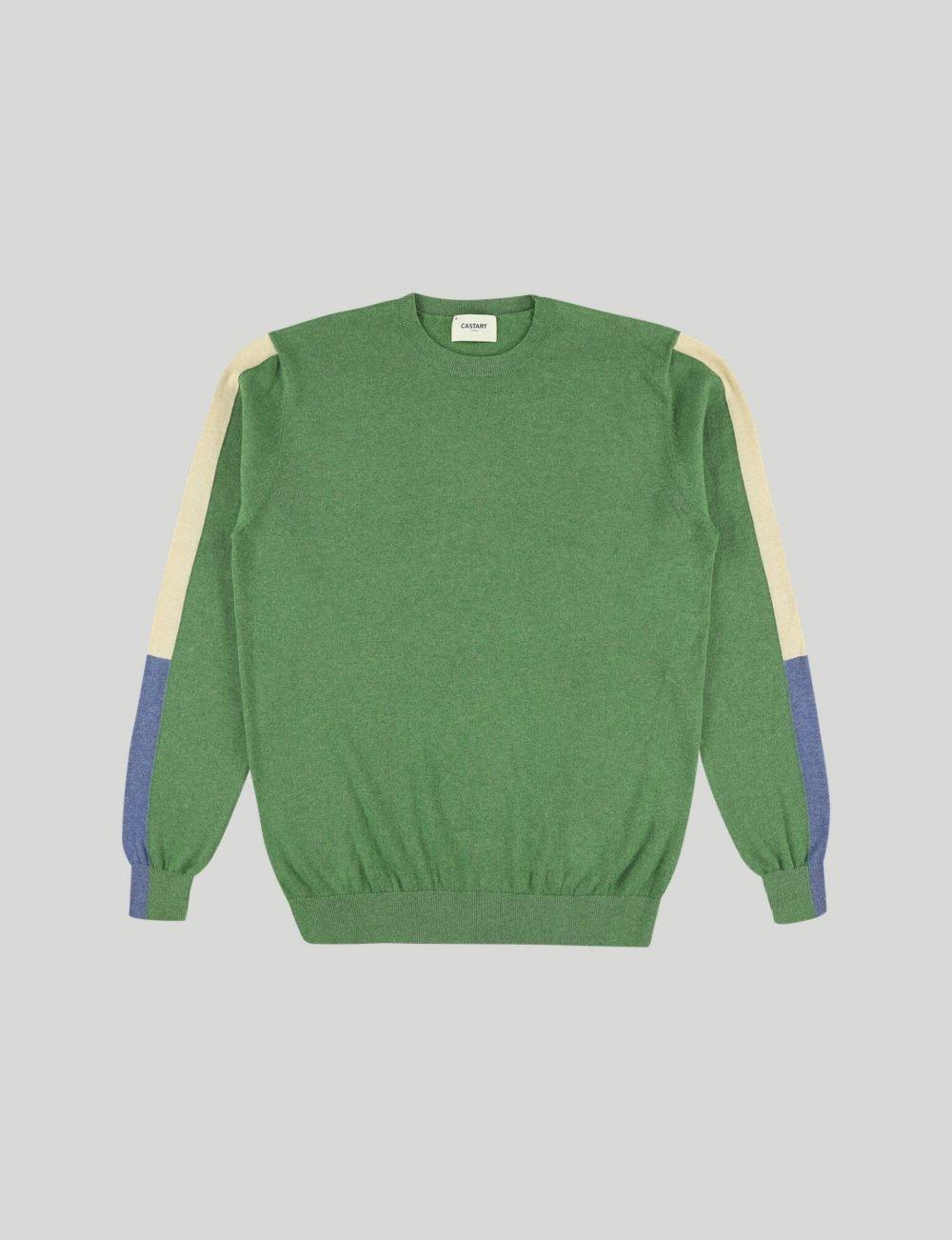 Castart - Kubin Knitwear - Green