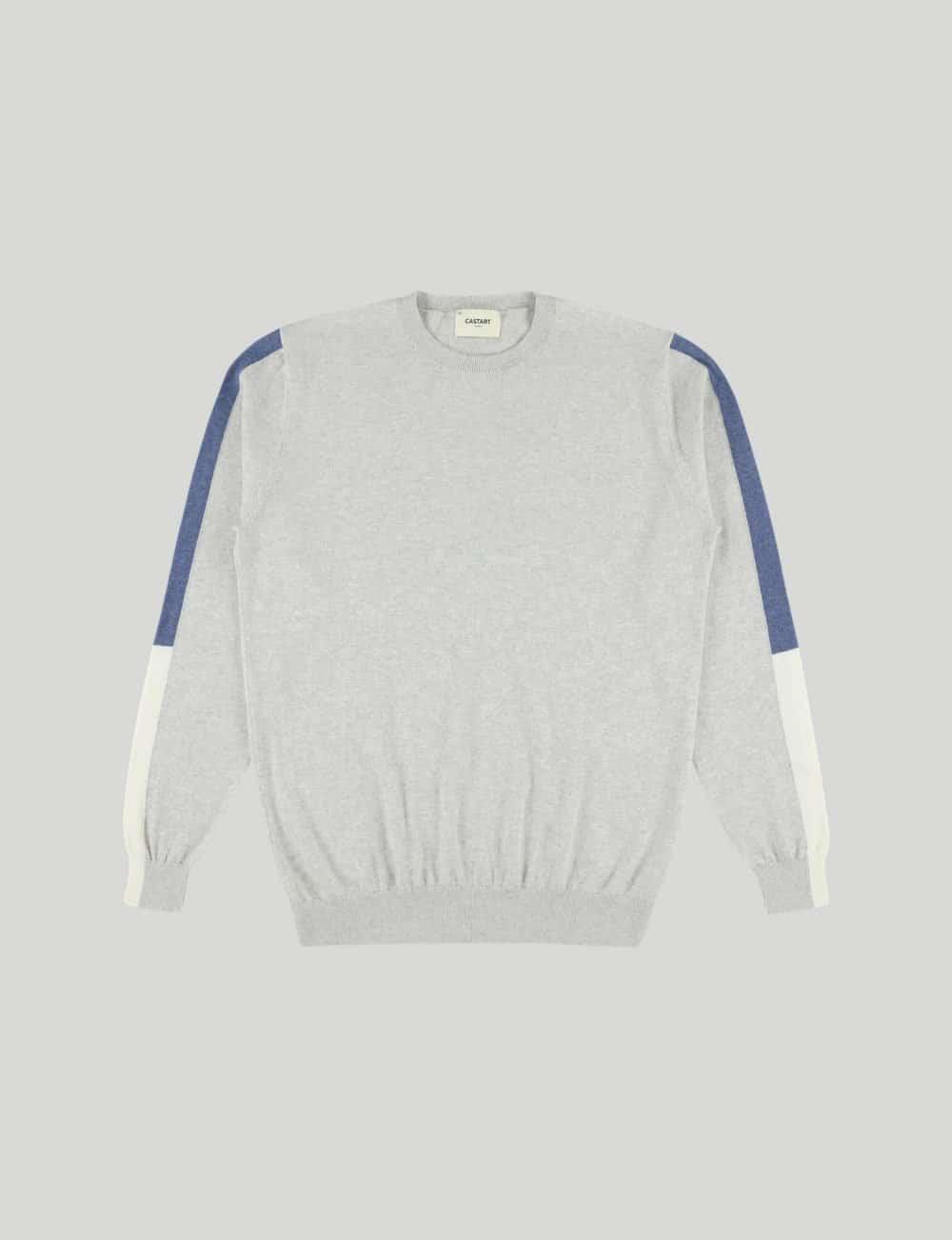 Castart - Kubin Knitwear - Grey
