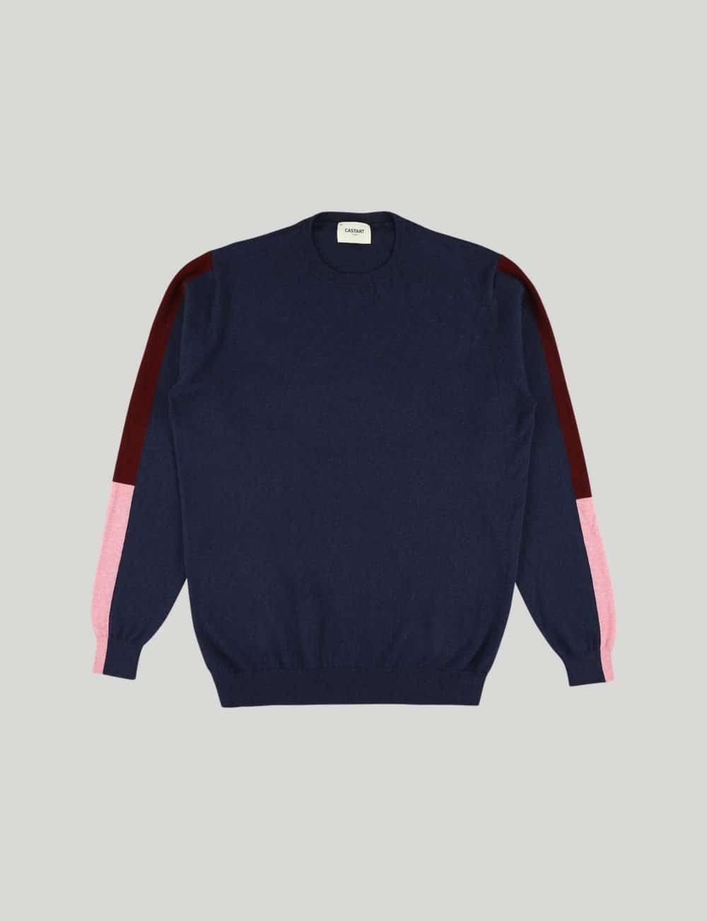 Castart - Kubin Knitwear - Navy