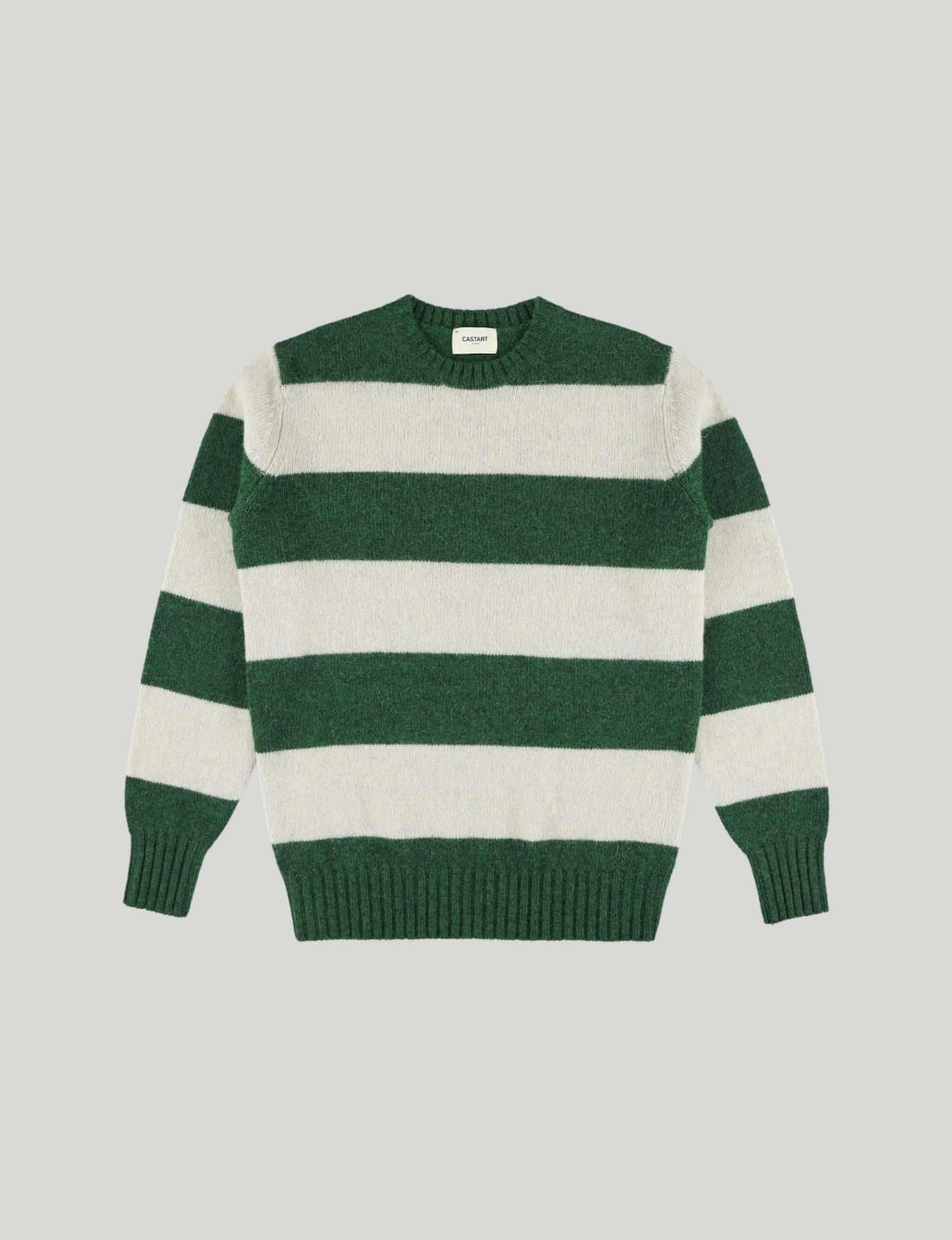 Castart - Poppelino Knitwear - Green