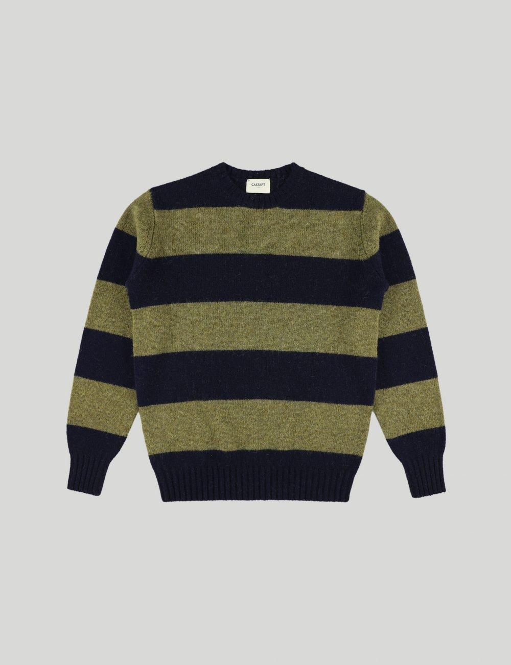 Castart - Poppelino Knitwear - Khaki
