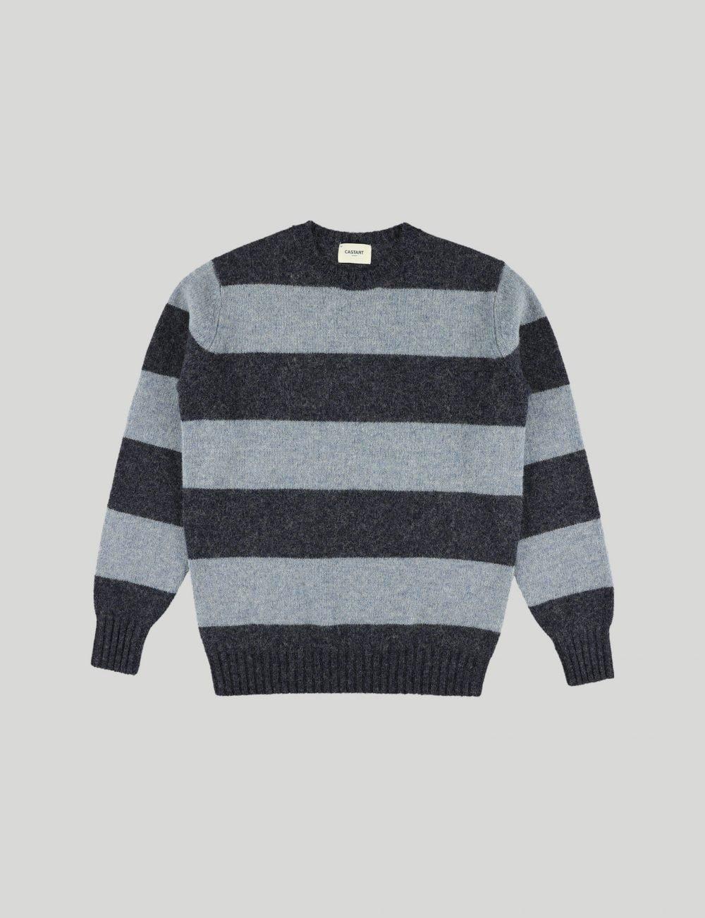 Castart - Poppelino Knitwear - Light Blue