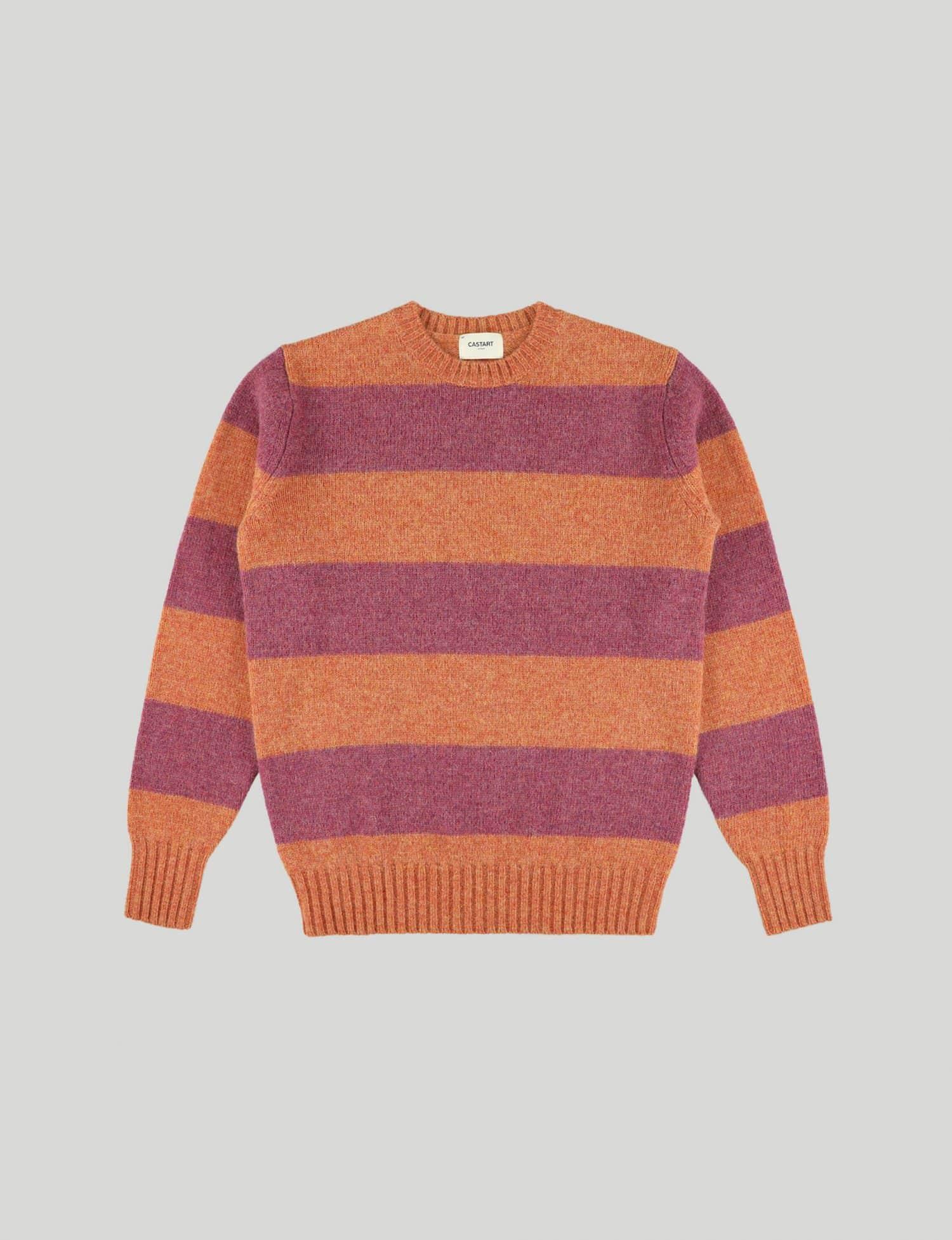 Castart - Poppelino Knitwear - Orange
