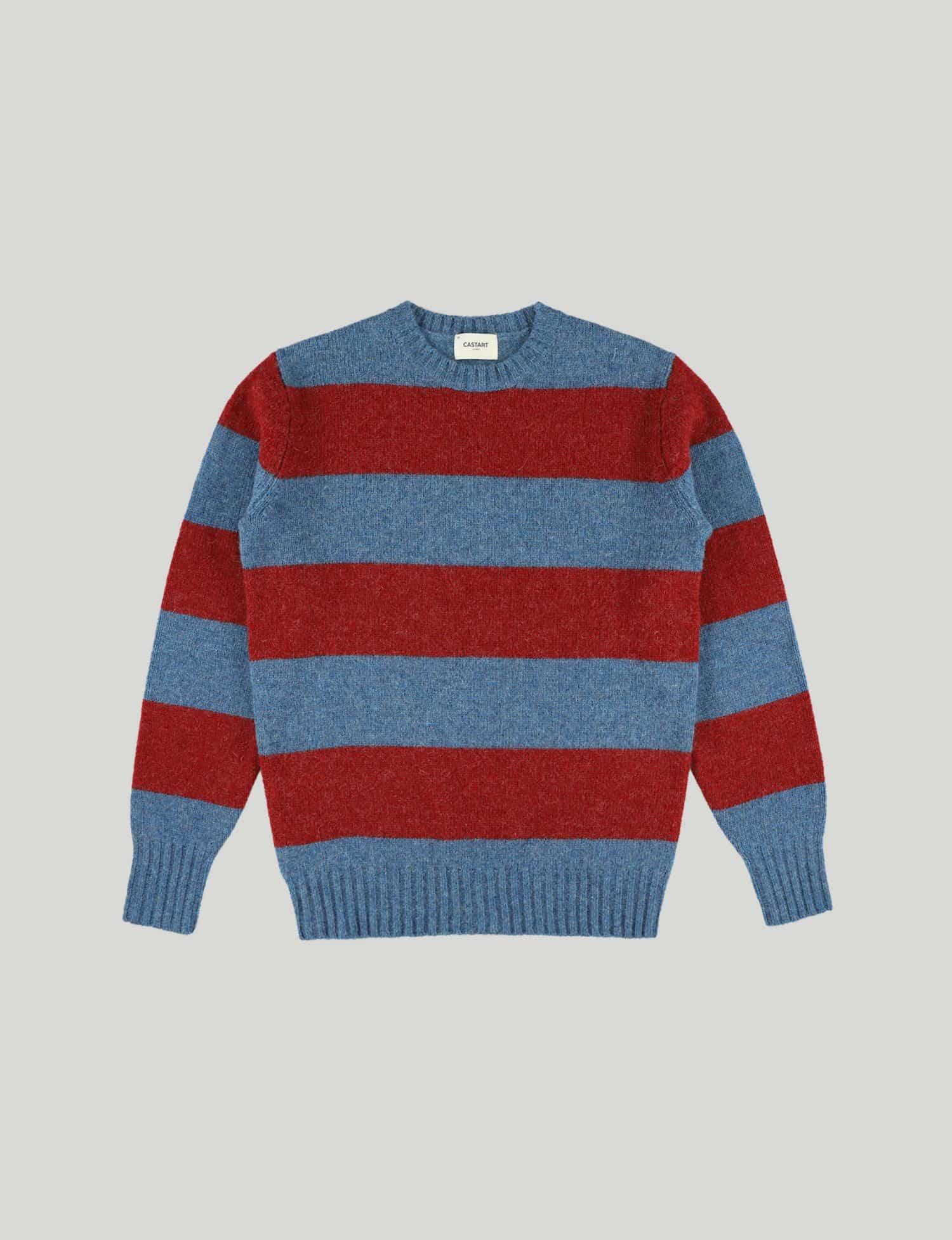 Castart - Poppelino Knitwear - Red