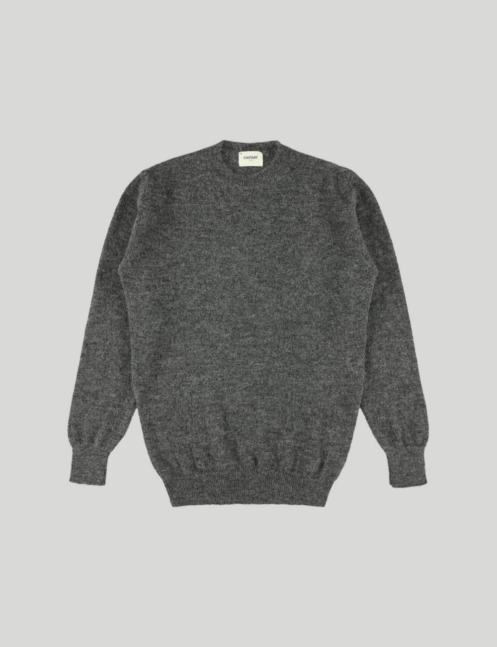 Castart - The Flirt Knitwear - Dark Grey