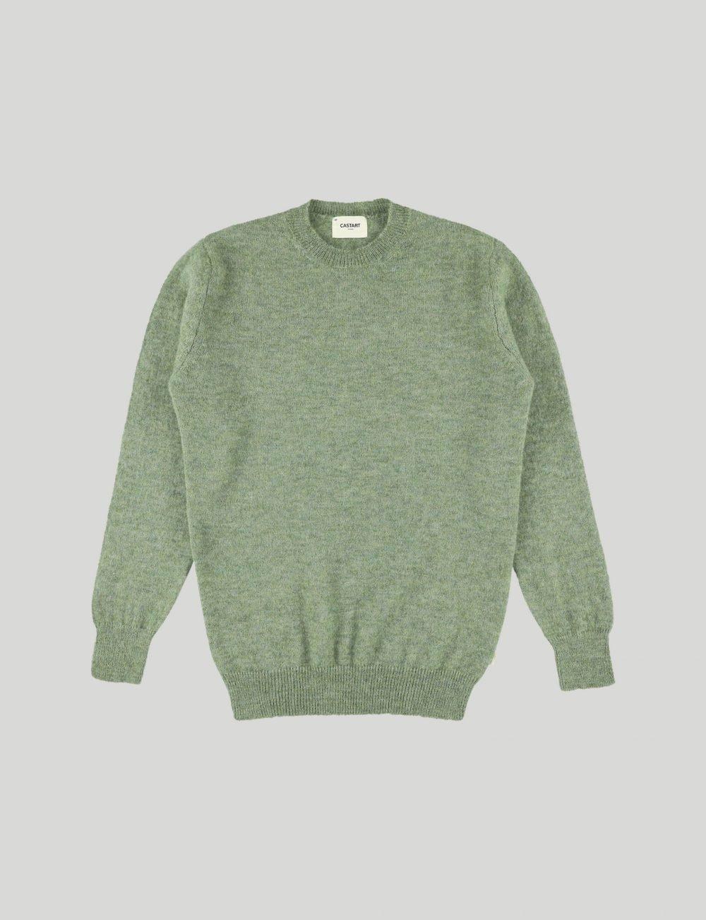 Castart - The Flirt Knitwear - Mint