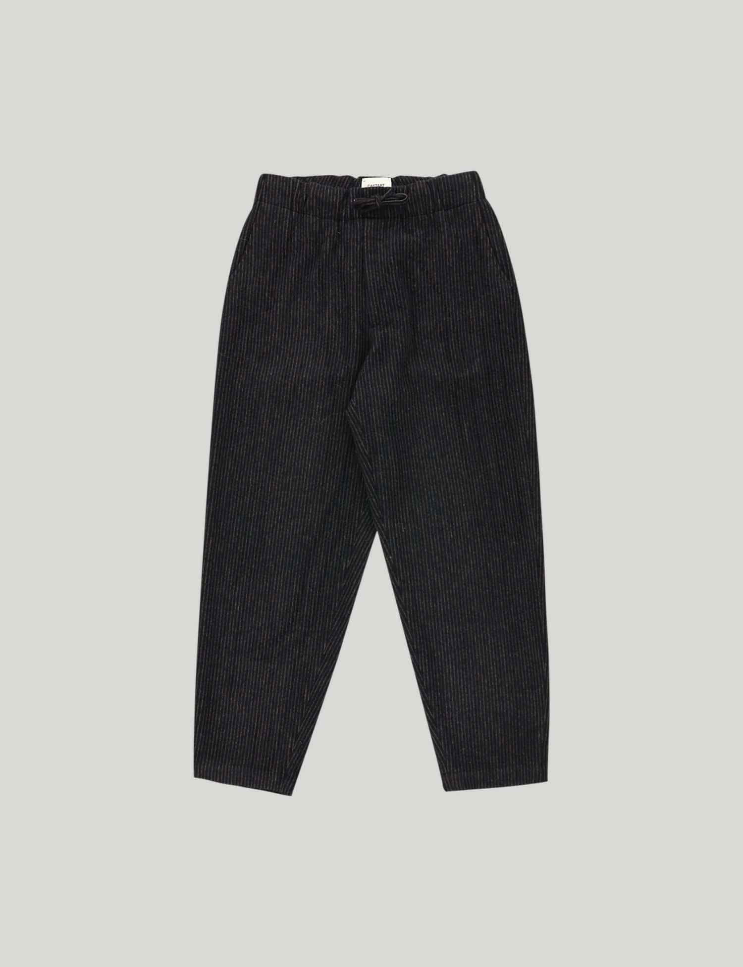 Castart - Blue Mickey Pants - Navy