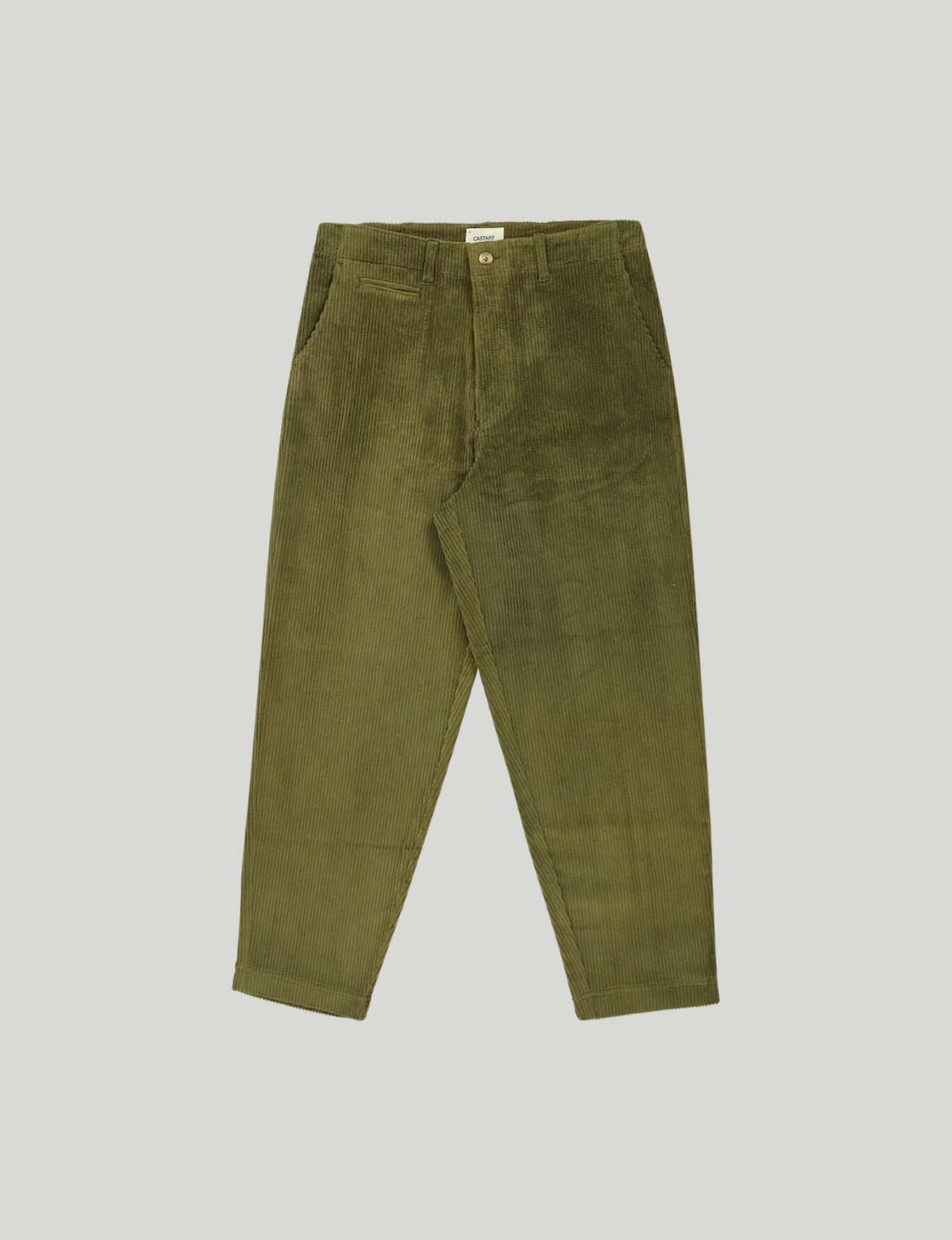 Castart - Hockney Cord Pants - Khaki